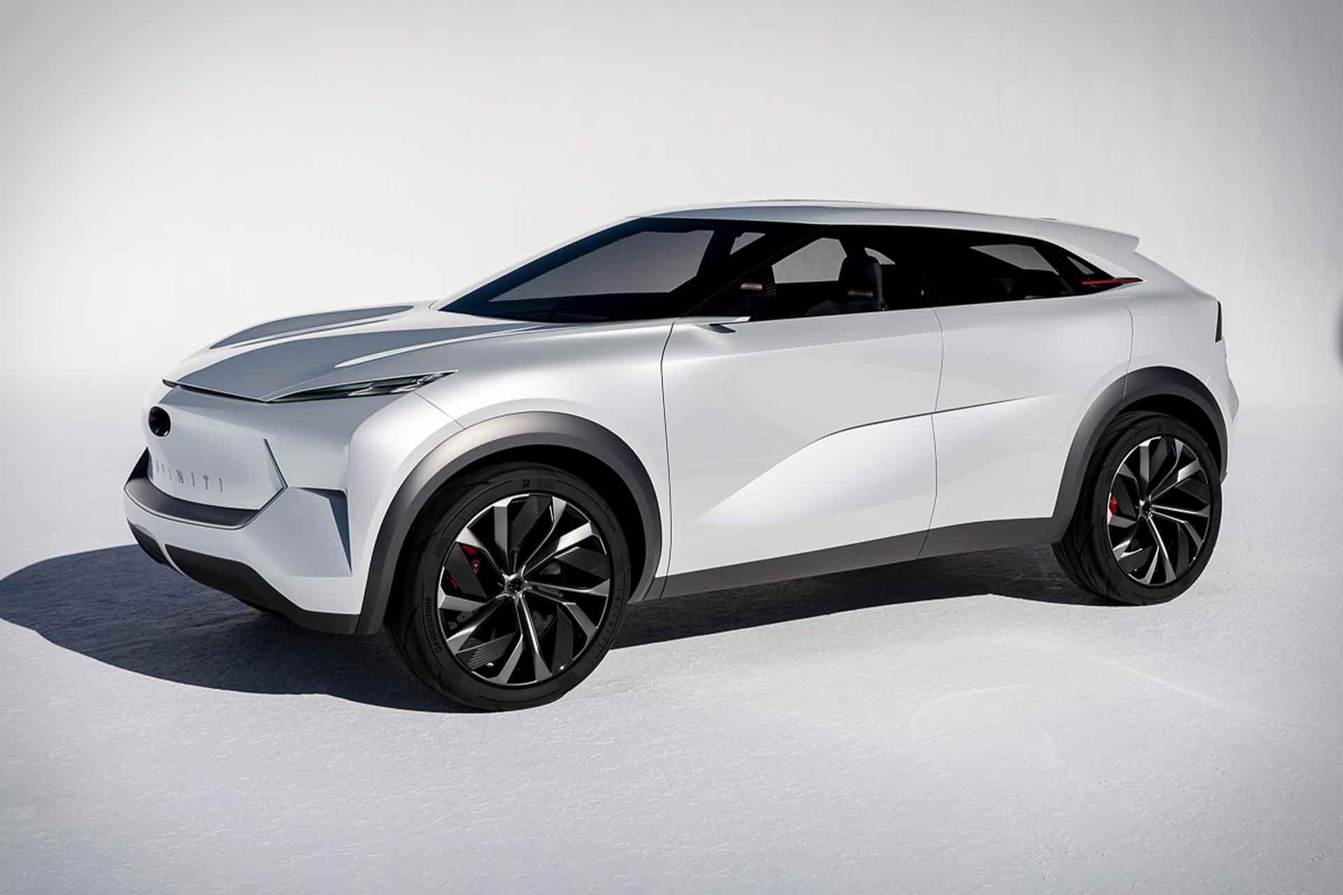 Infiniti QX Inspiration Concept SUV