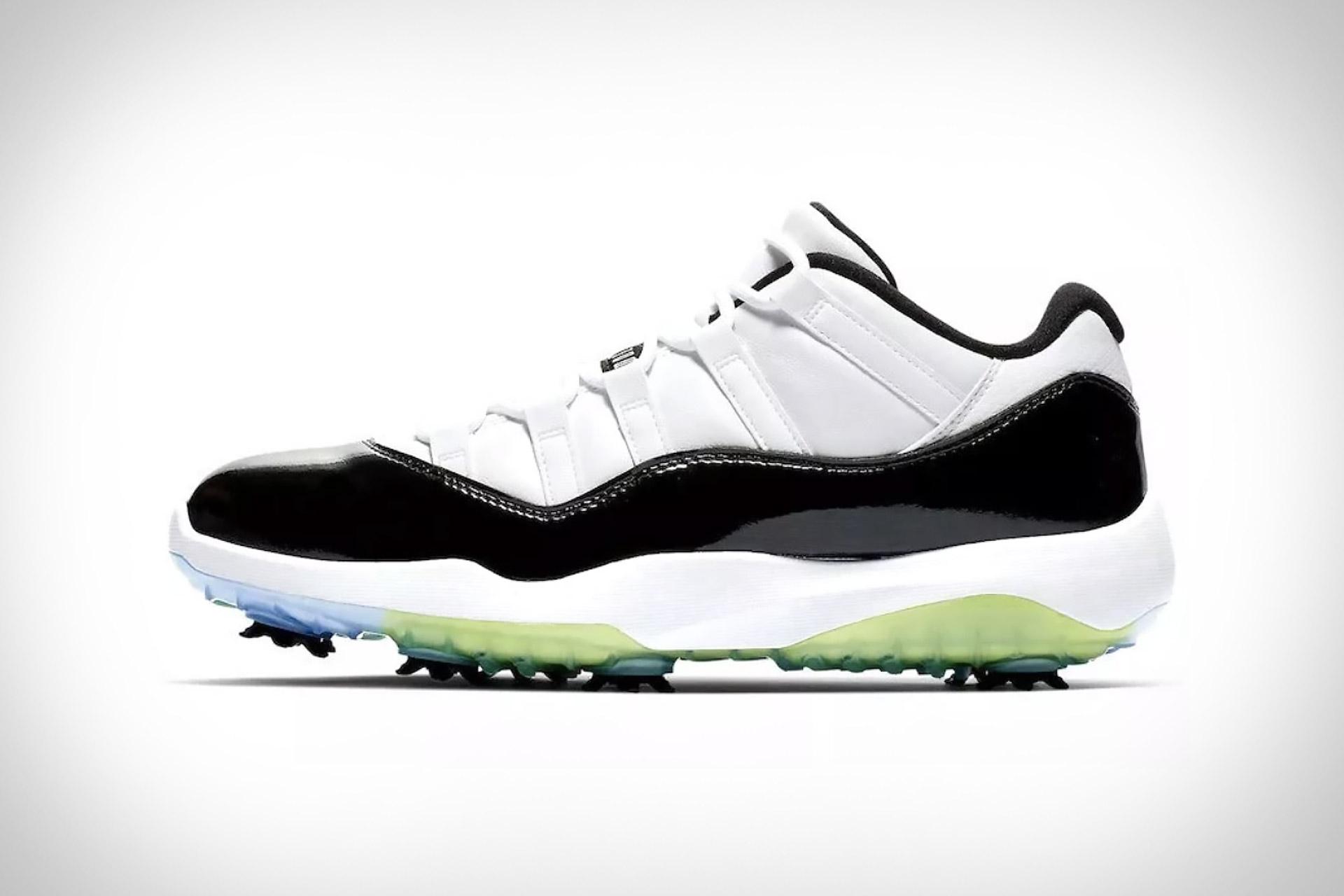 sports shoes c1034 8ade4 Air Jordan XI Golf Shoe