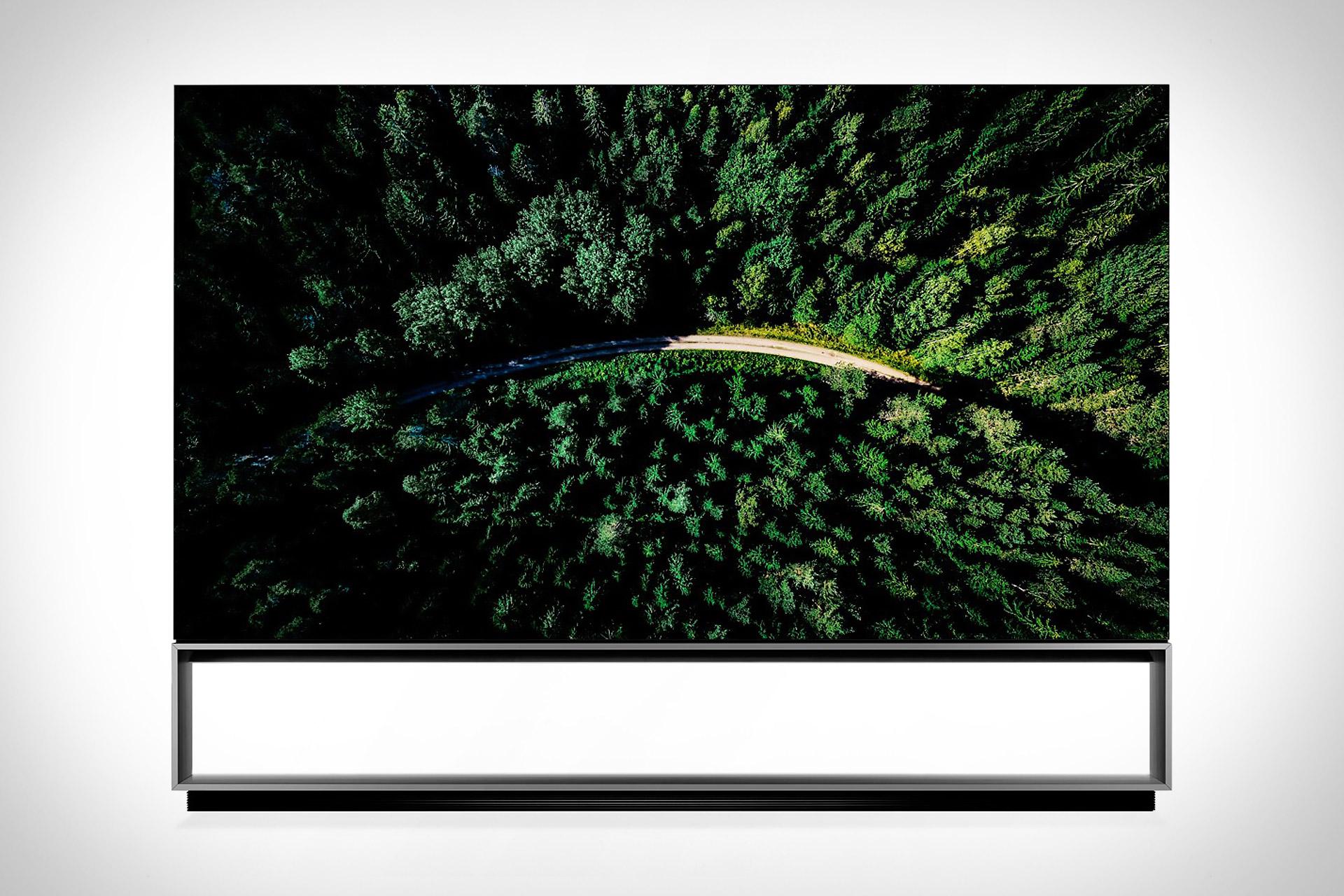 LG 88-inch Z9 8K OLED TV
