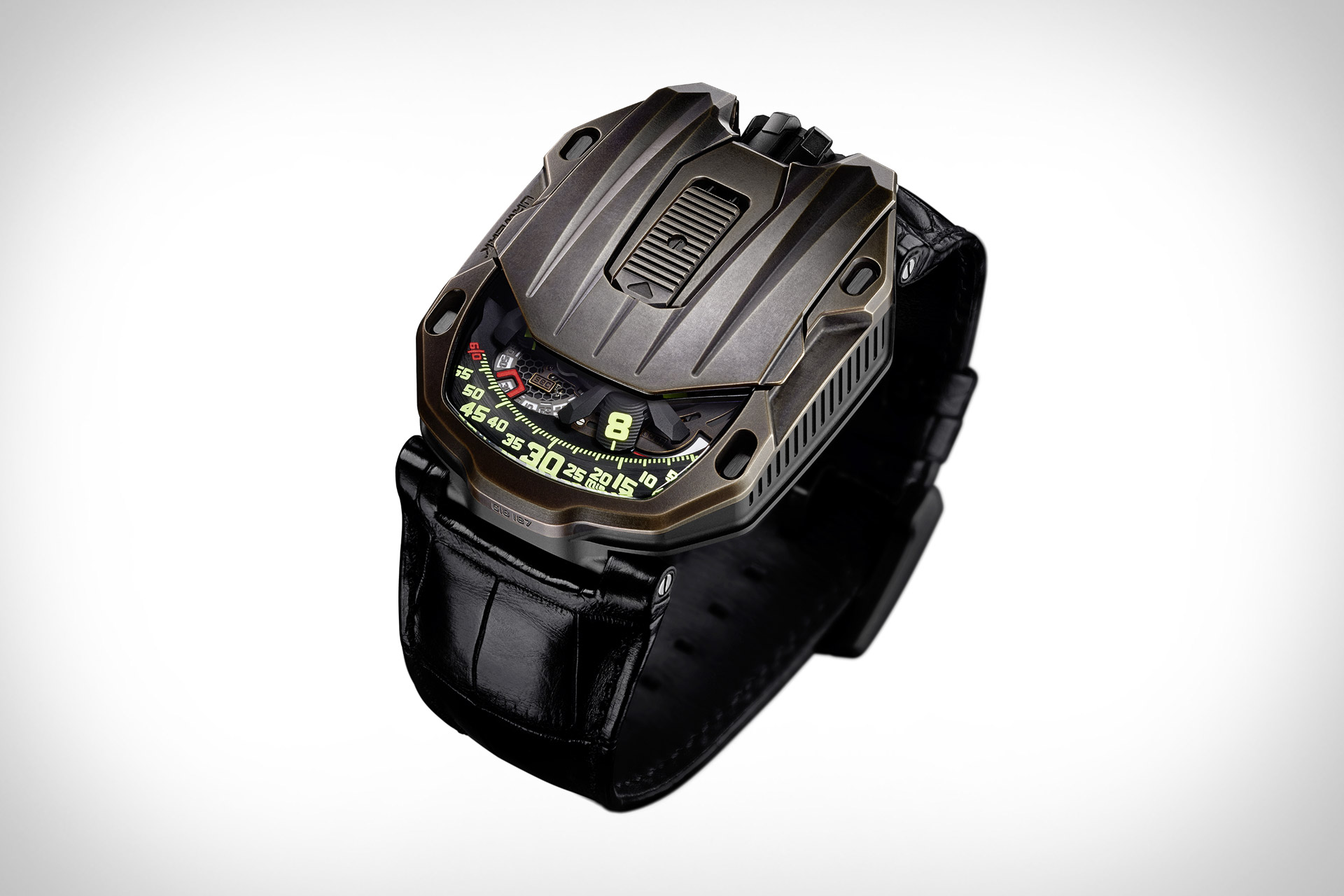 Urwerk UR-105 CT Maverick Watch