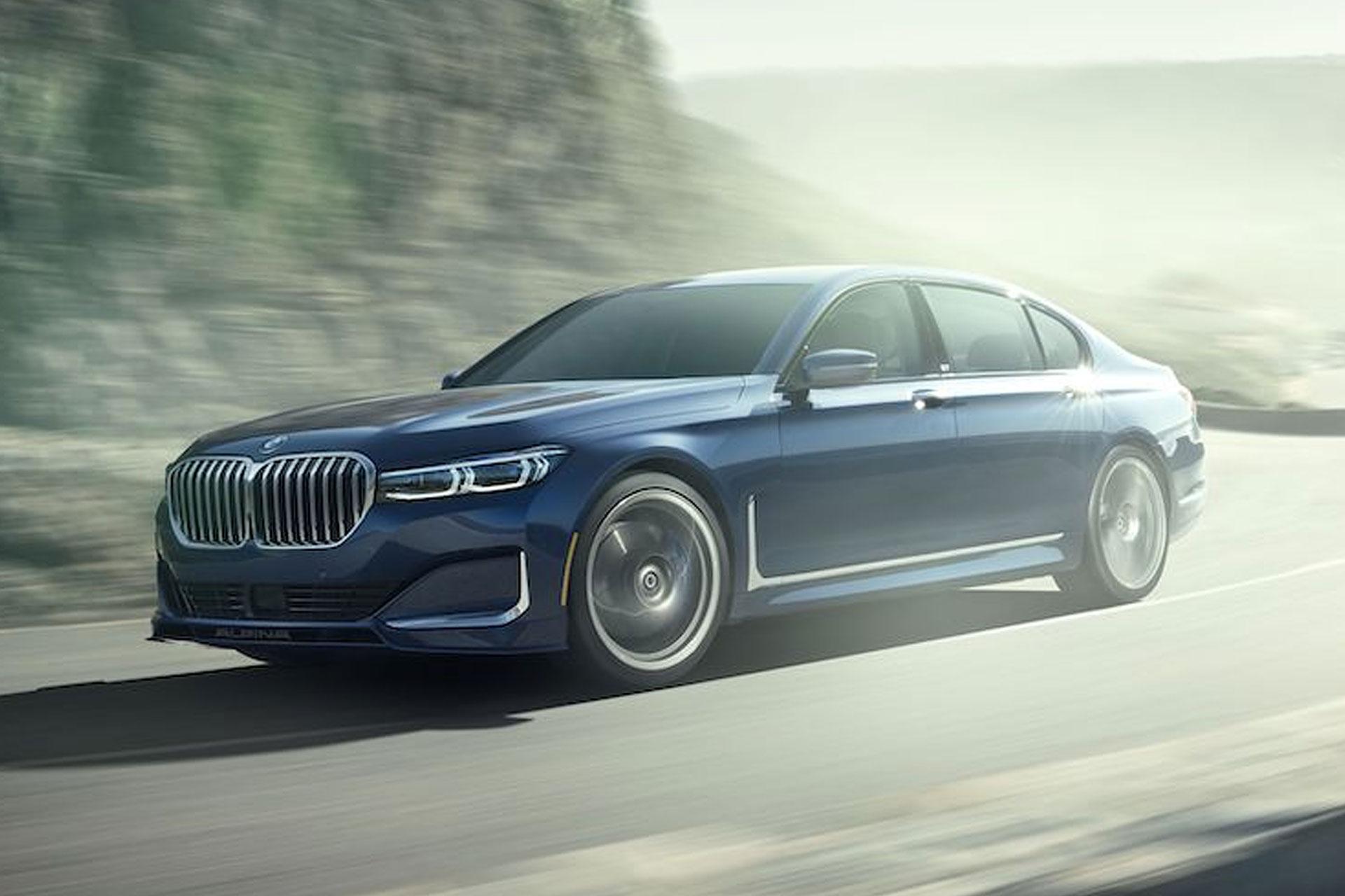 2019 BMW Alpina B7 Sedan | Uncrate