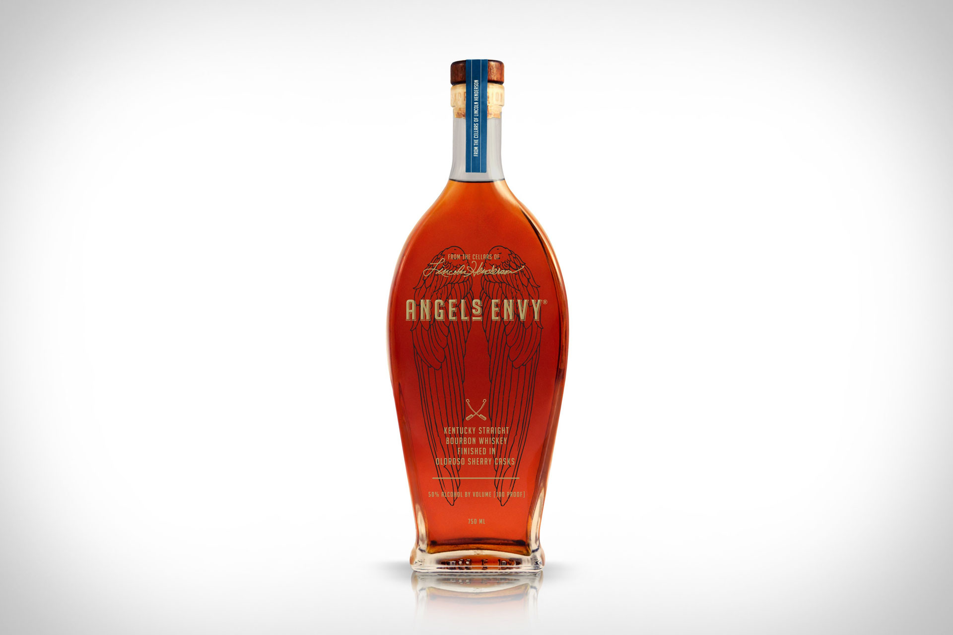 Angel's Envy Sherry Cask Finished Bourbon | Uncrate