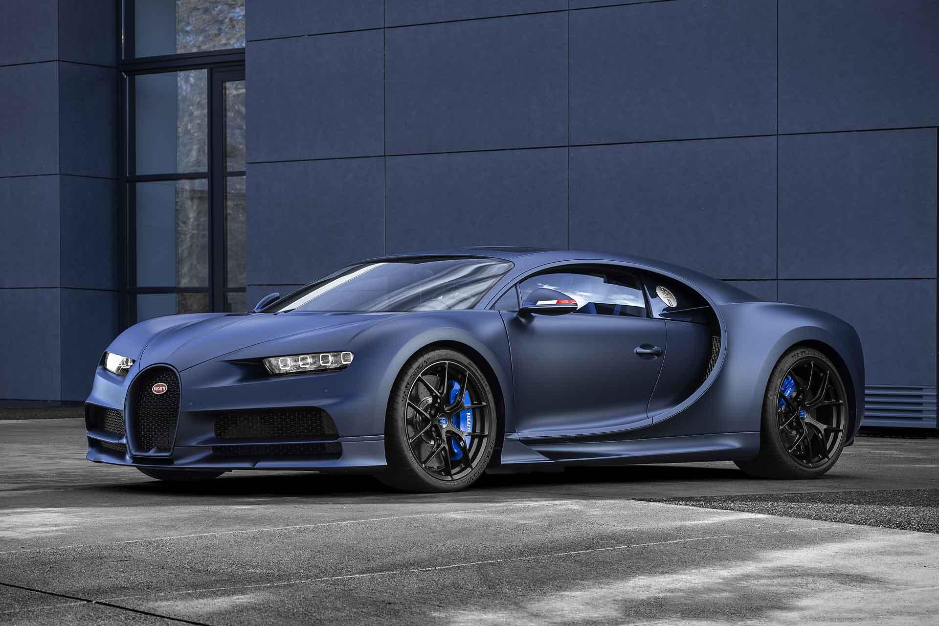 Bugatti Chiron Sport 110 ans Coupe