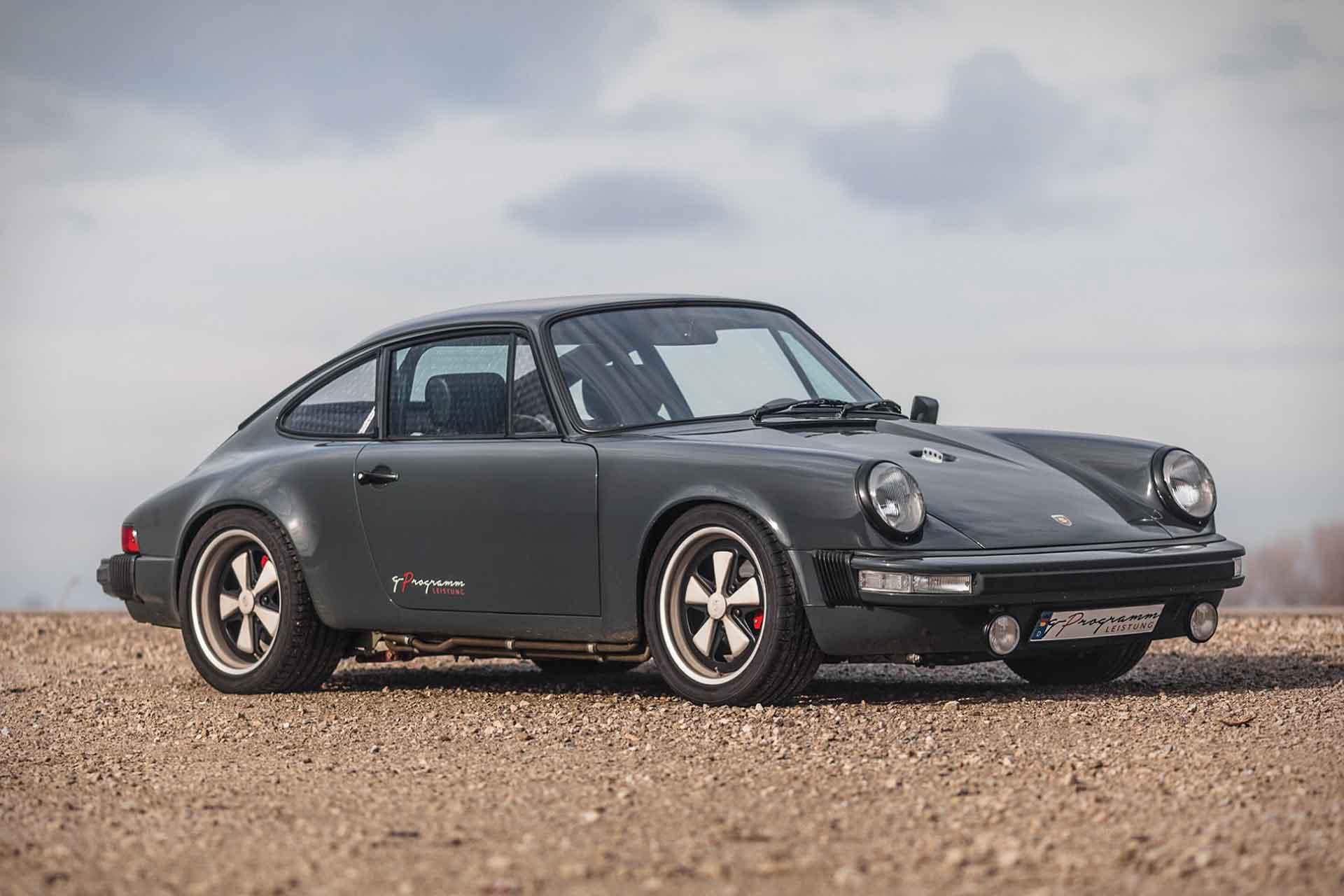 1978 Porsche 911 gProgramm Coupe