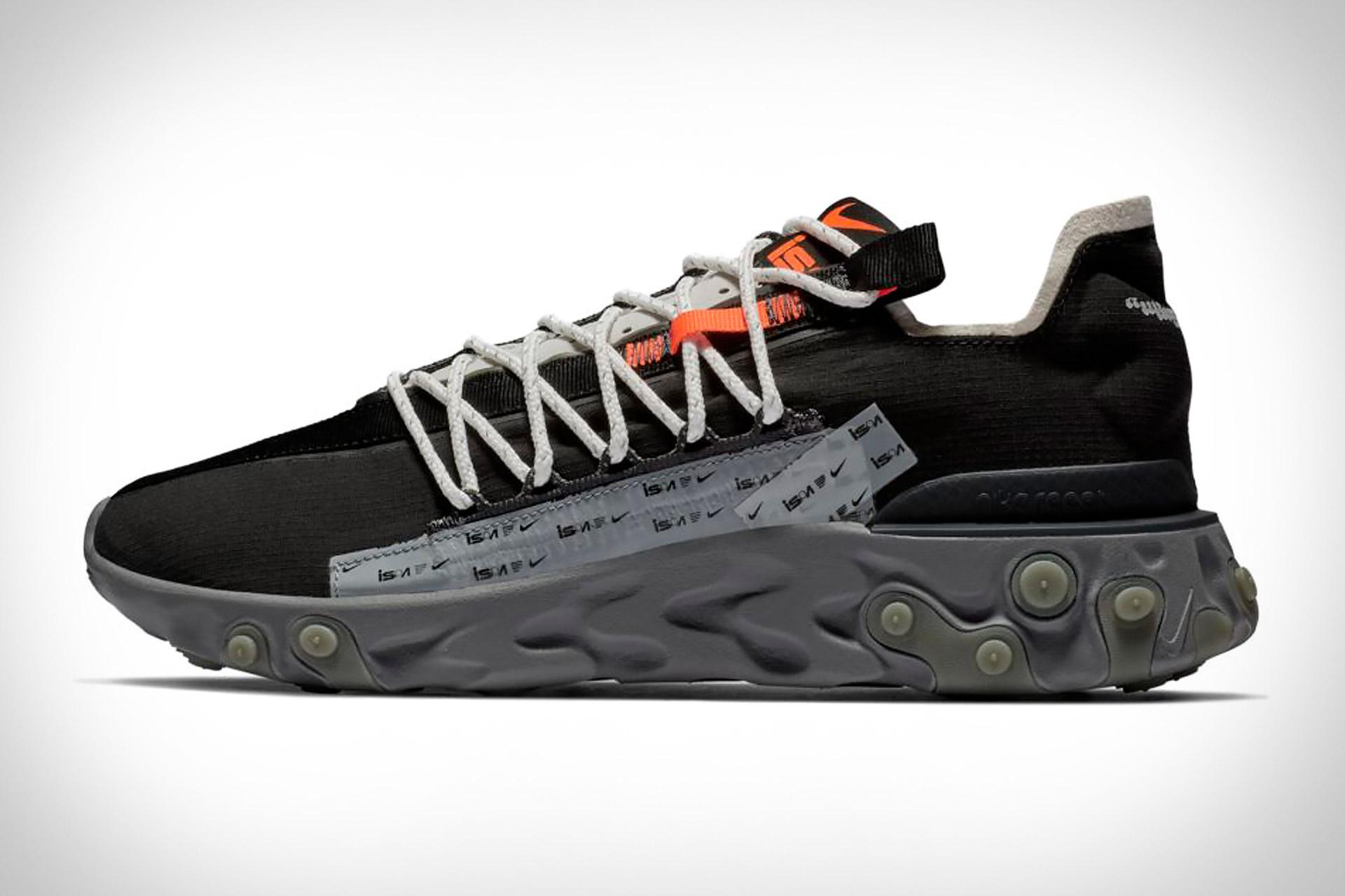 Nike ISPA React Low Sneaker