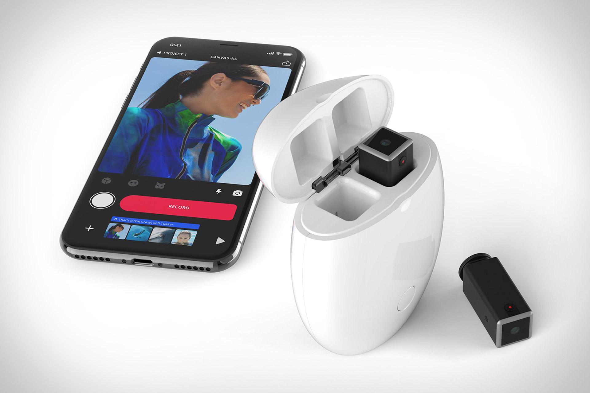 Opkix One Wearable Cameras | Uncrate