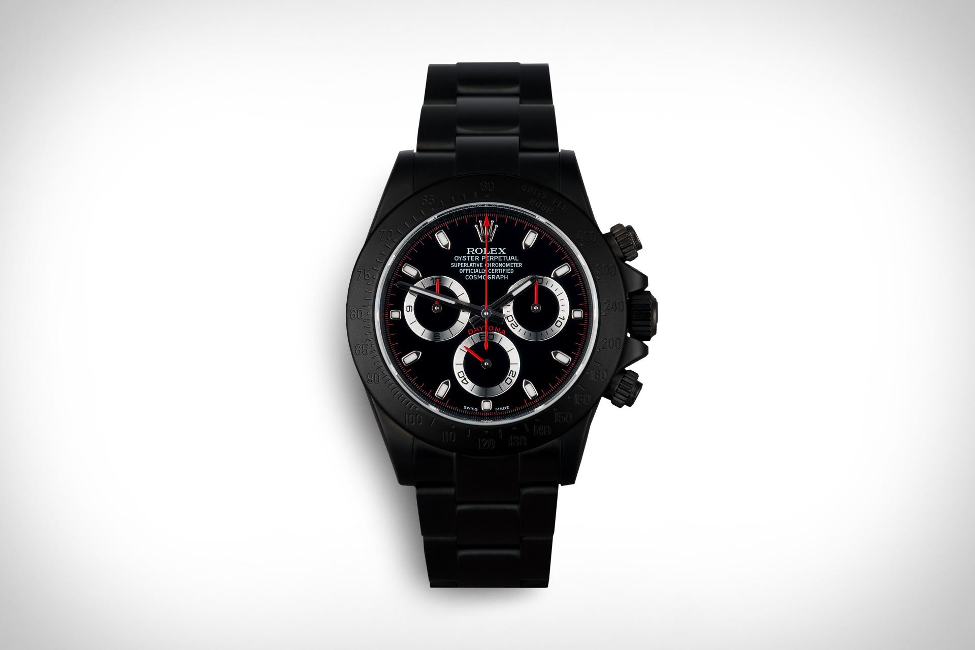 Pro Hunter Rolex Daytona Stealth Watch