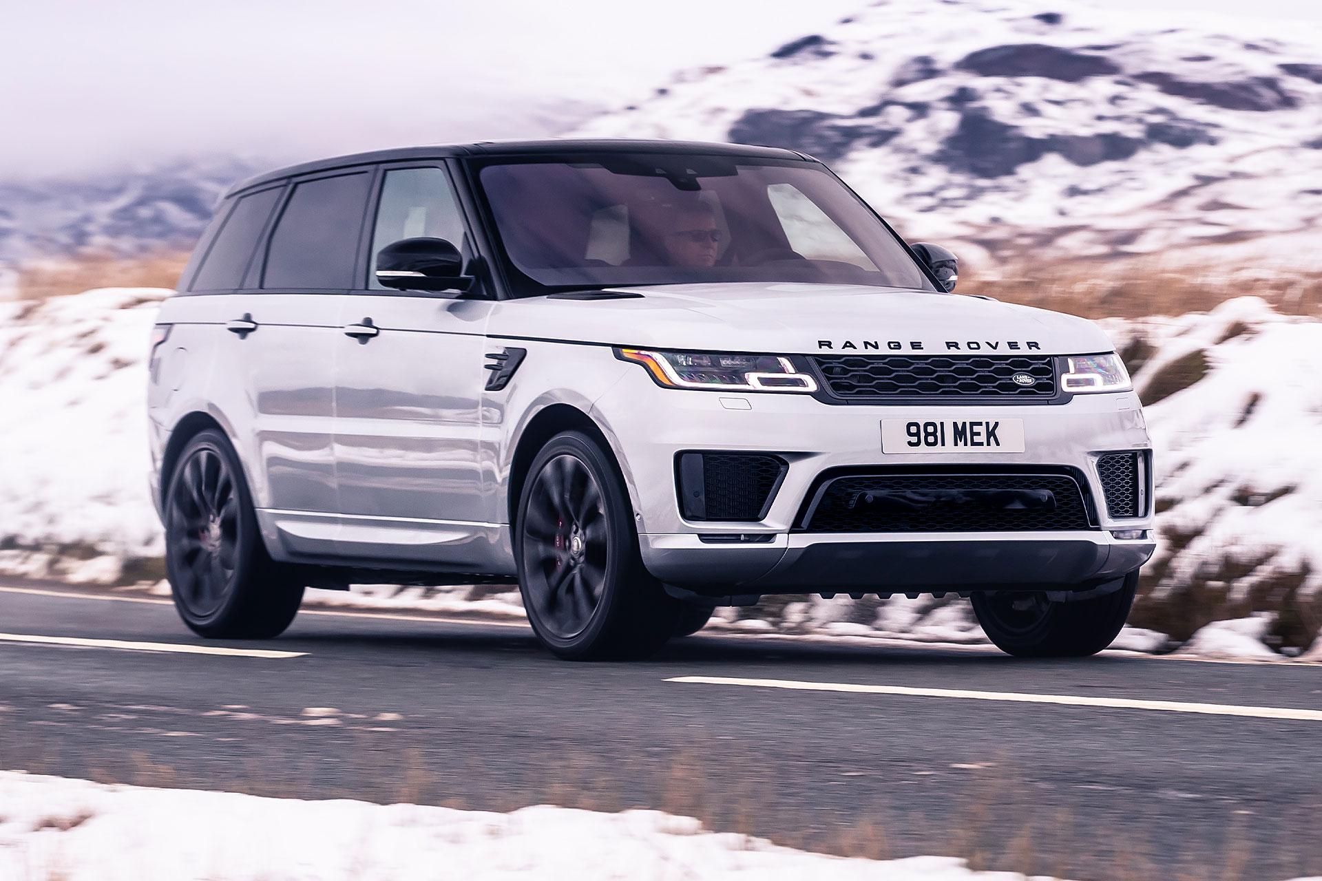 2019 Range Rover Sport HST SUV