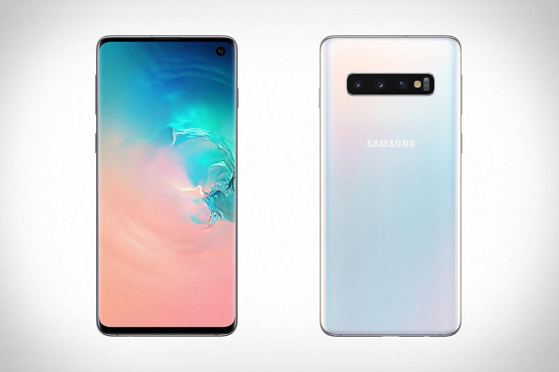 Samsung Galaxy S10 Smartphone | Uncrate