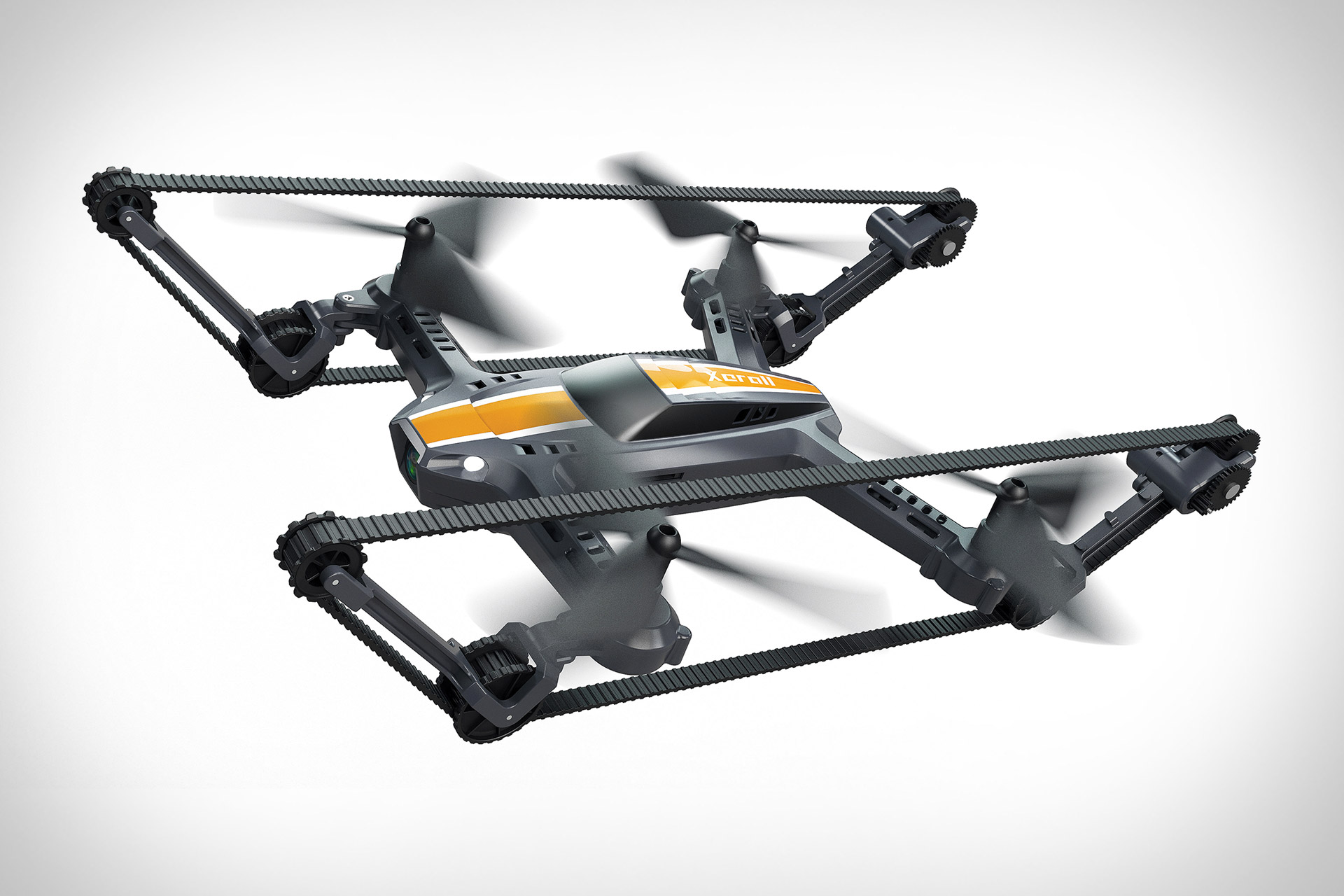 X-Tankcopter All-Terrain Drone