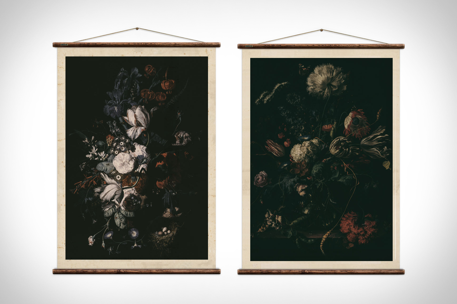 Erstwhile Botanical Prints | Uncrate