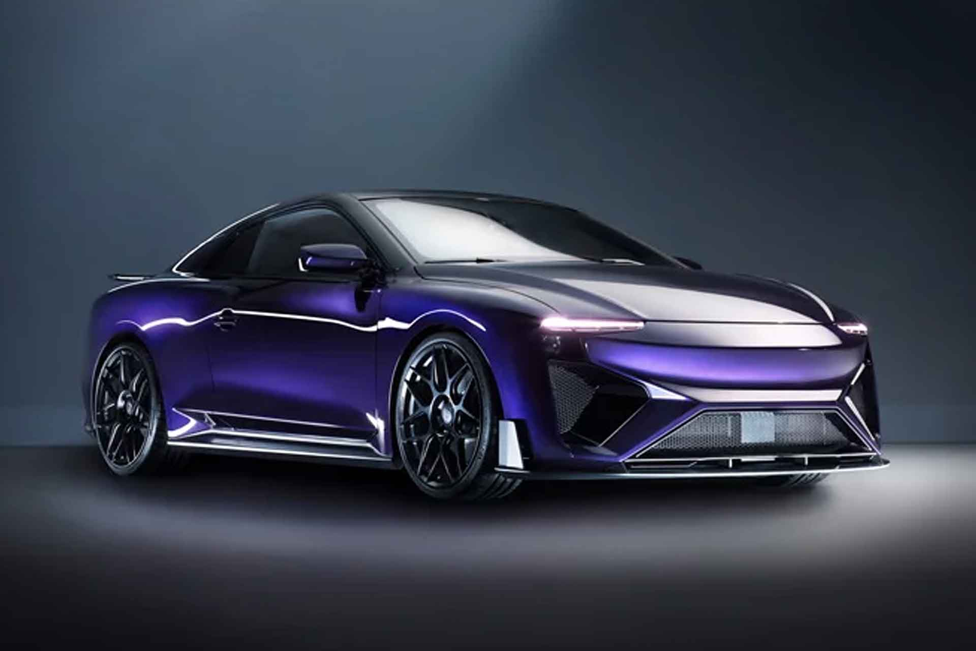 Roland Gumpert Nathalie Electric Coupe