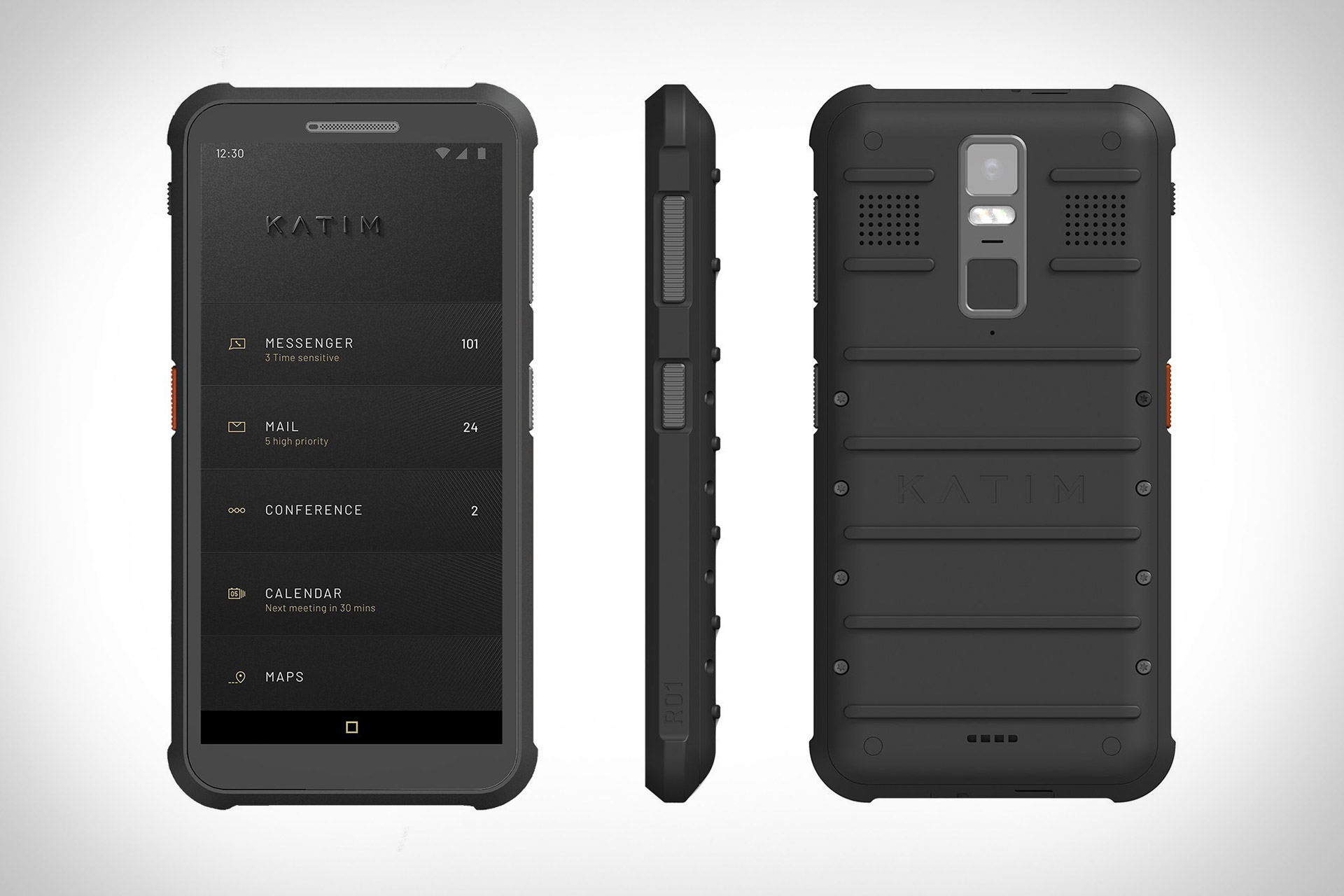 DarkMatter Katim R01 Secure Smartphone