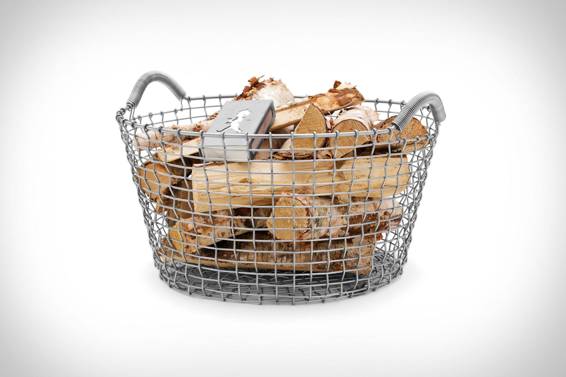 7ec75d3e23f Korbo Home & Gardening Basket | Uncrate