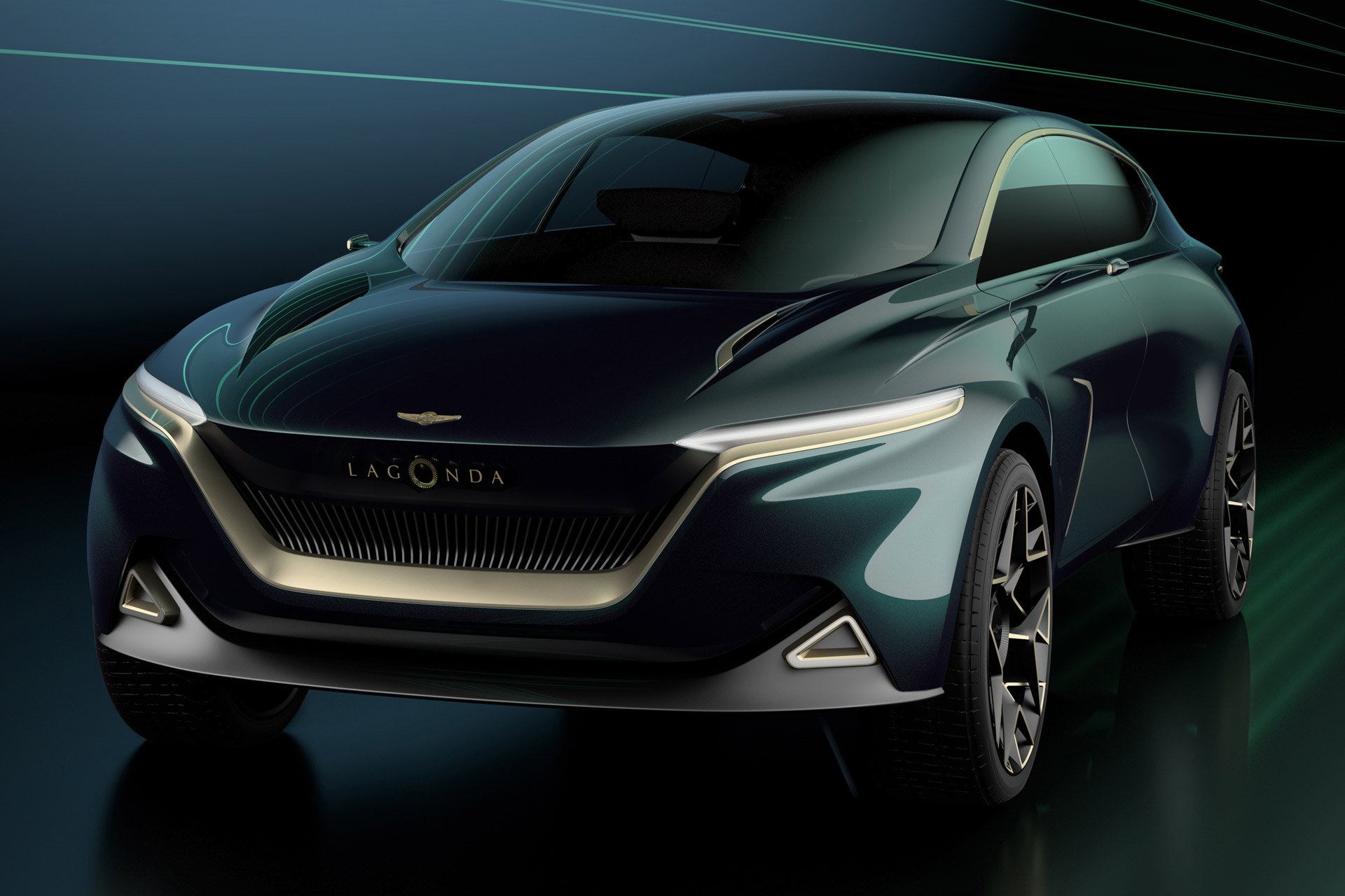 Lagonda All-Terrain Concept SUV