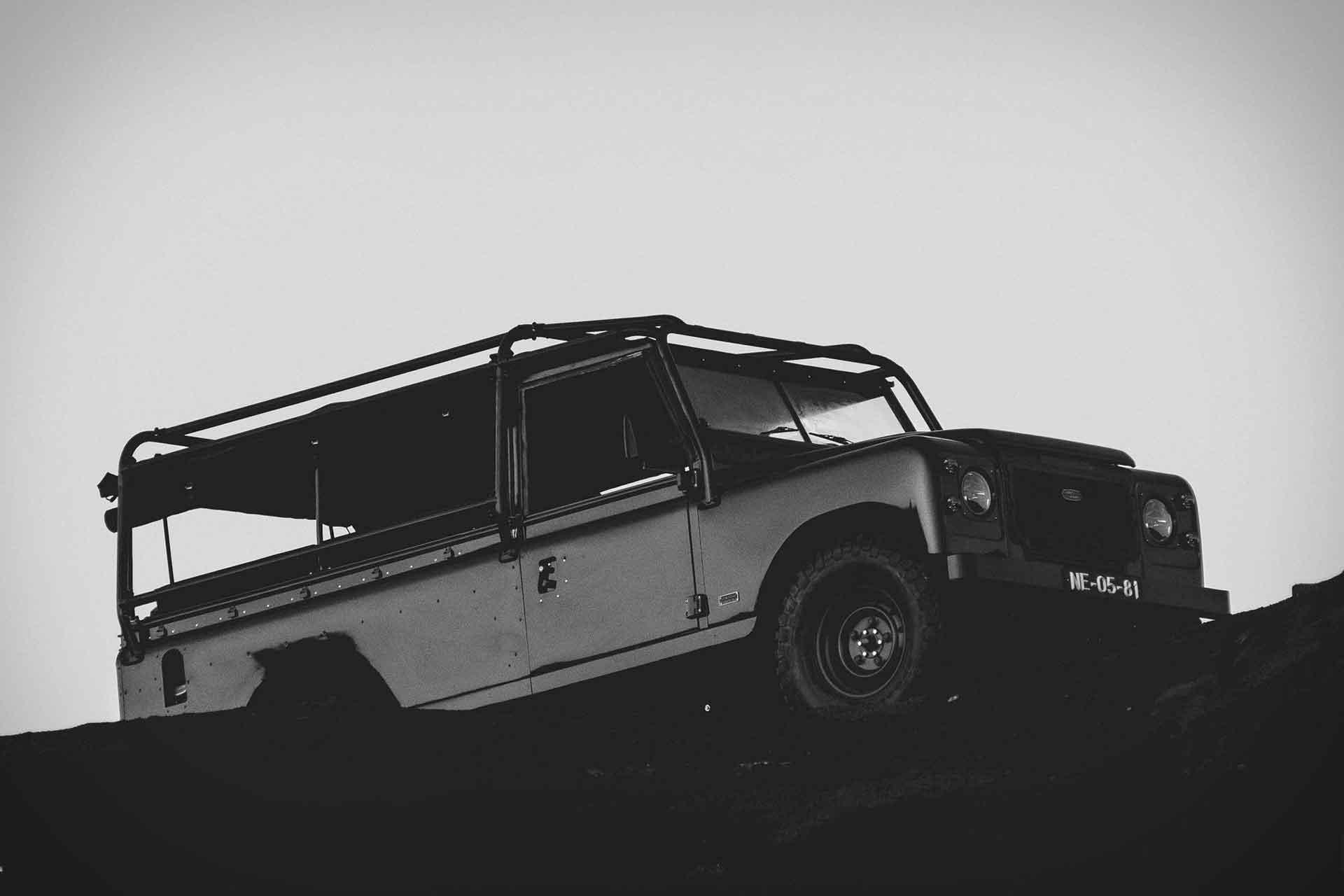 1983 Land Rover V8 SUV