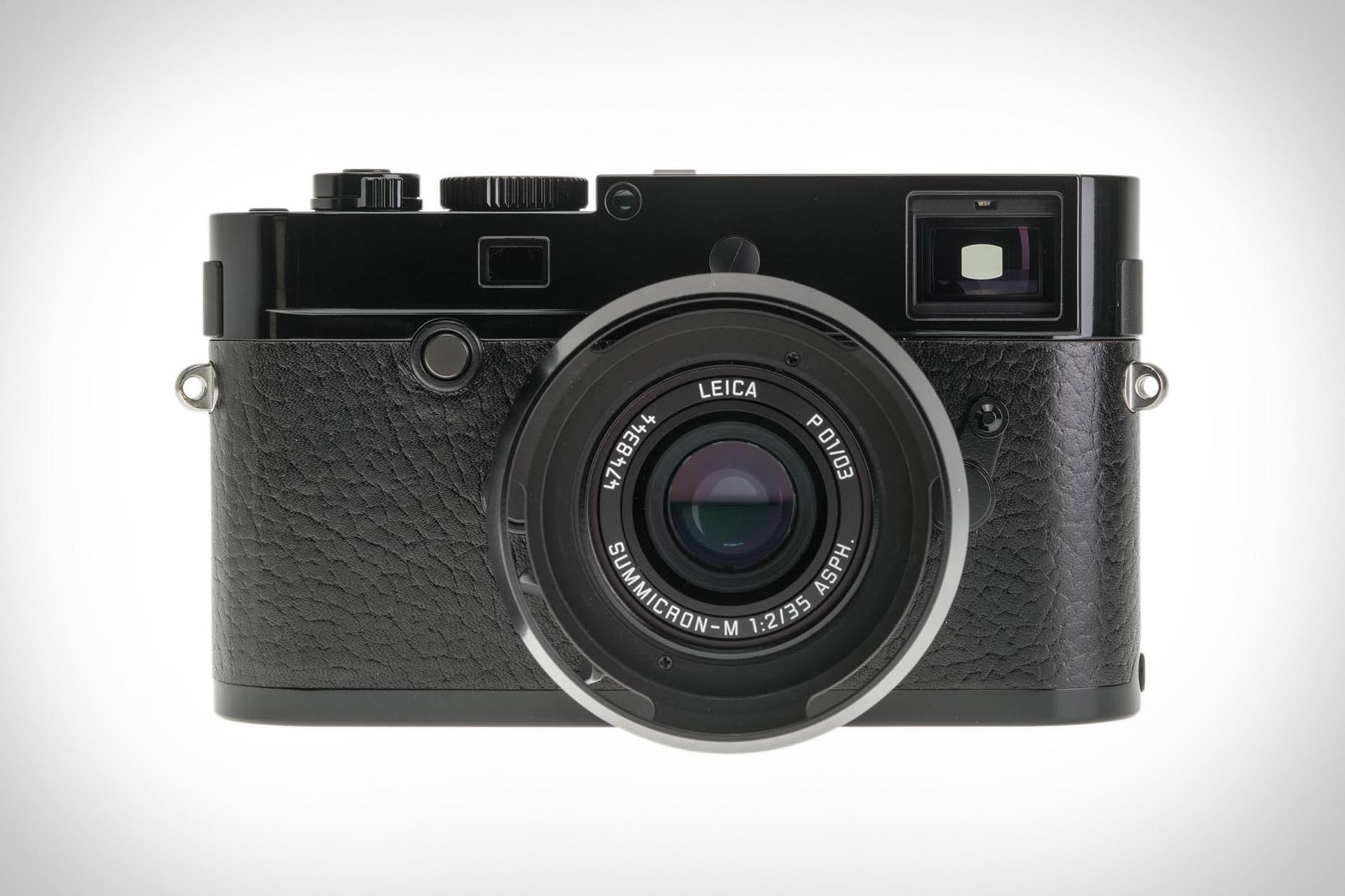 Leica M 246 Monochrom Your Mark Camera