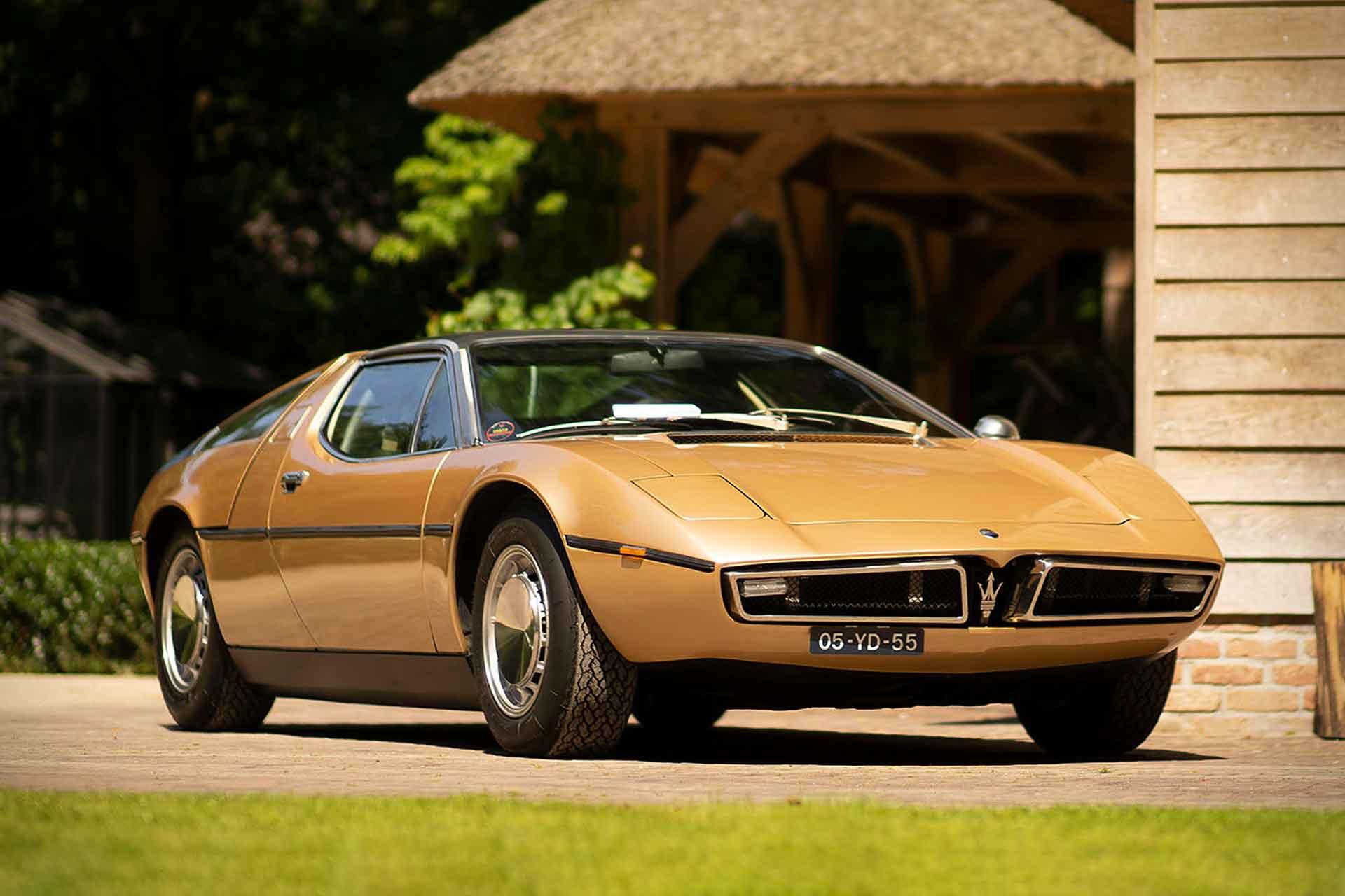 1973 Maserati Bora 4.9 Coupe   Uncrate