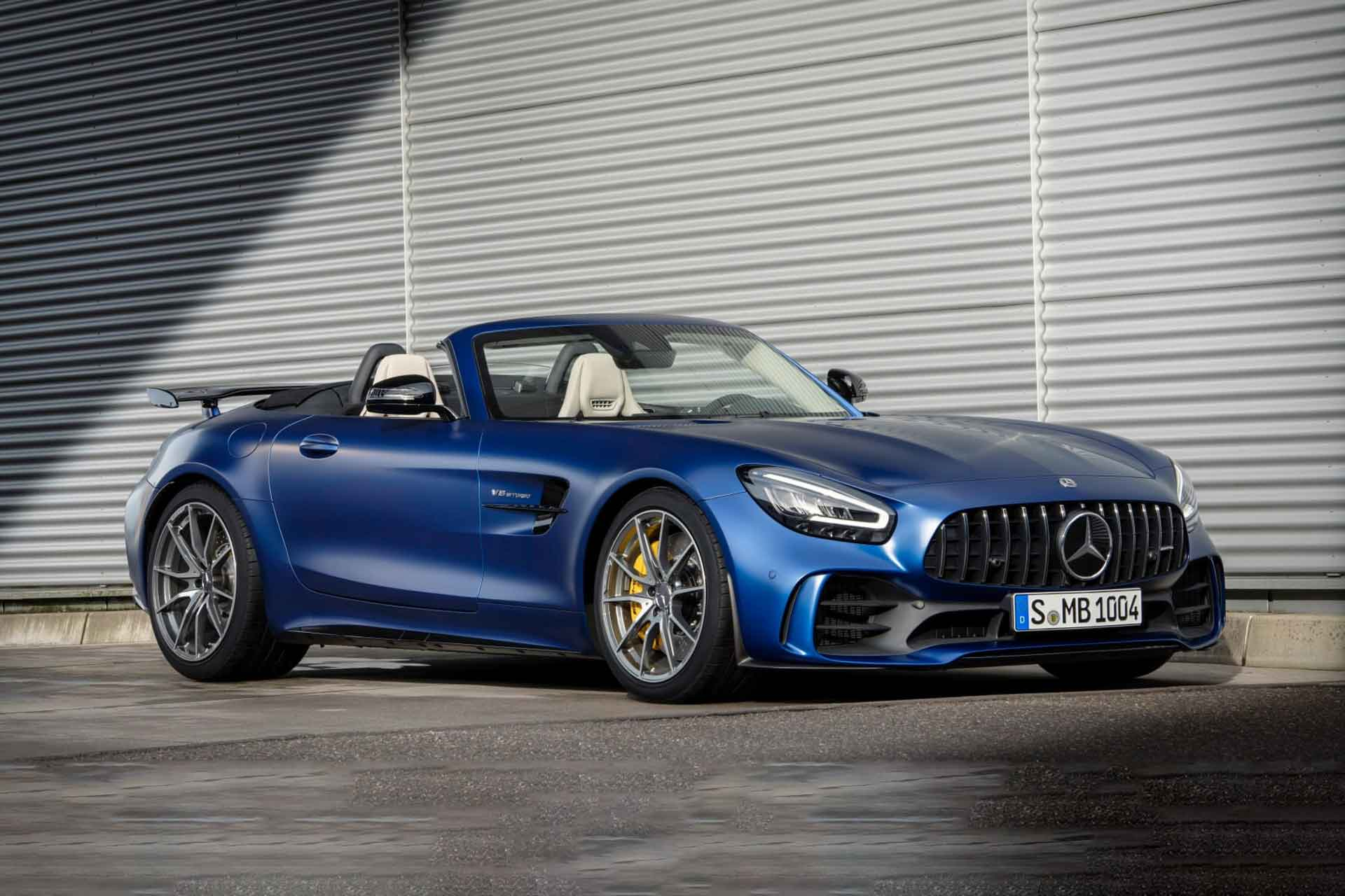 Mercedes Amg Gt R Roadster Uncrate