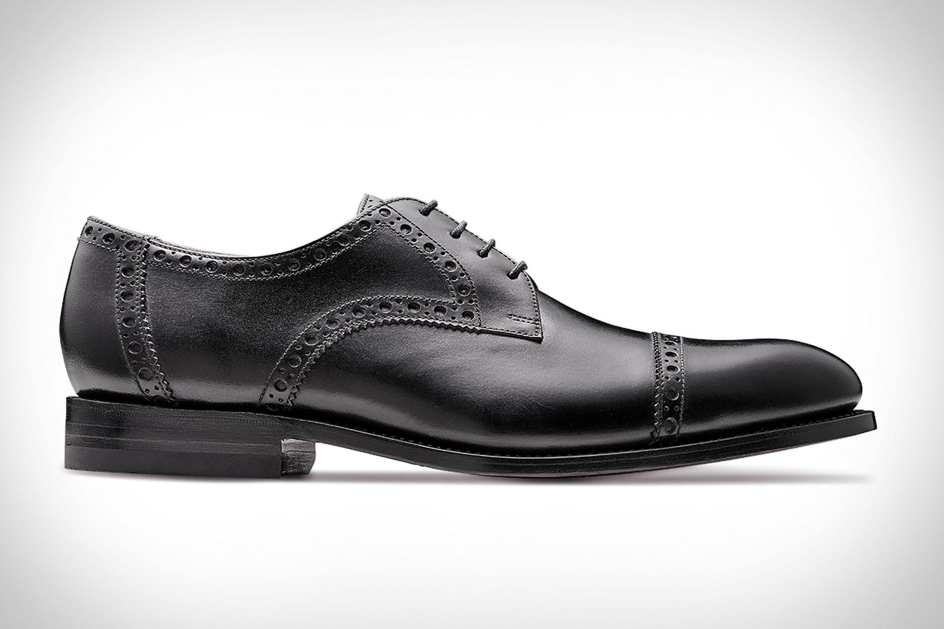 Moral Code Newton Cap Toe Shoe