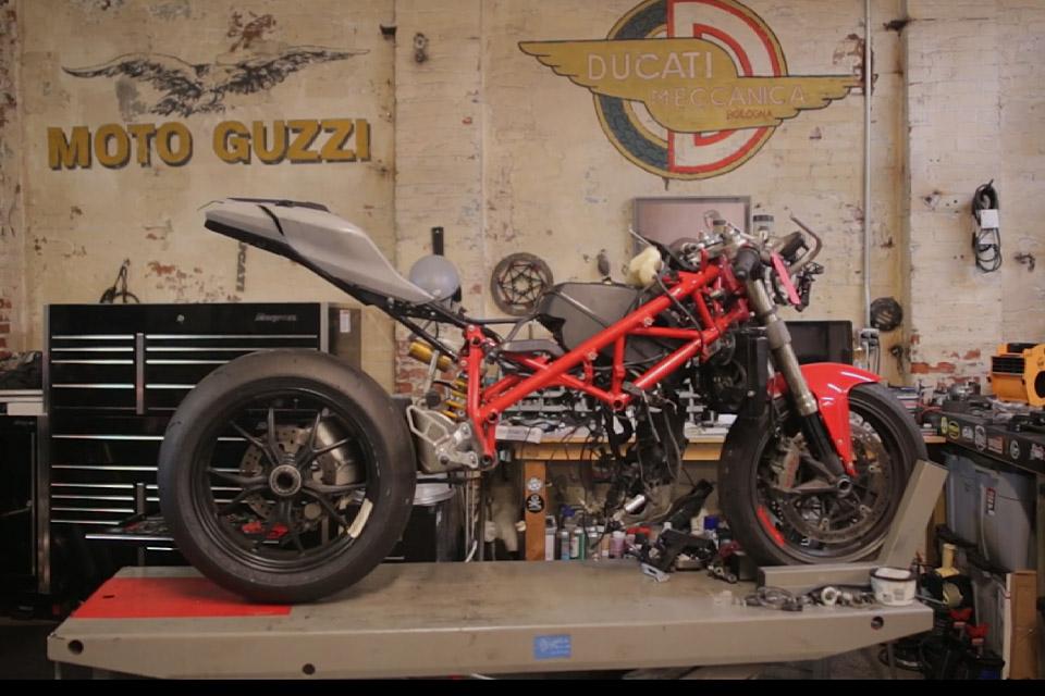 Moto Borgatoro