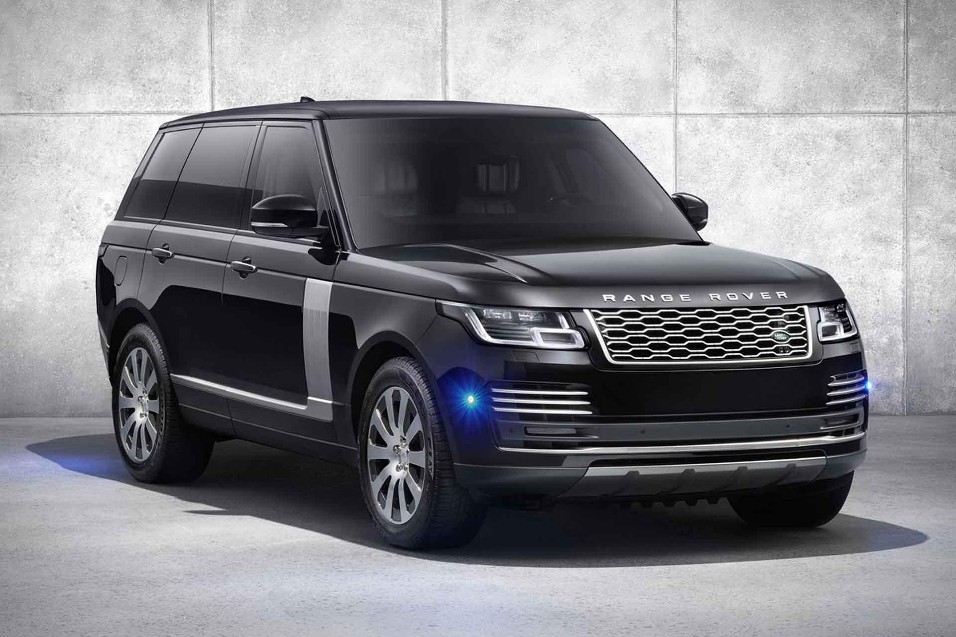 2020 Range Rover Sentinel Armored SUV | Uncrate