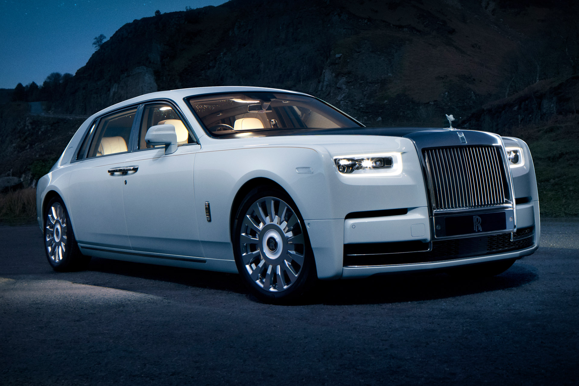 2019 Rolls-Royce Phantom Tranquillity Sedan