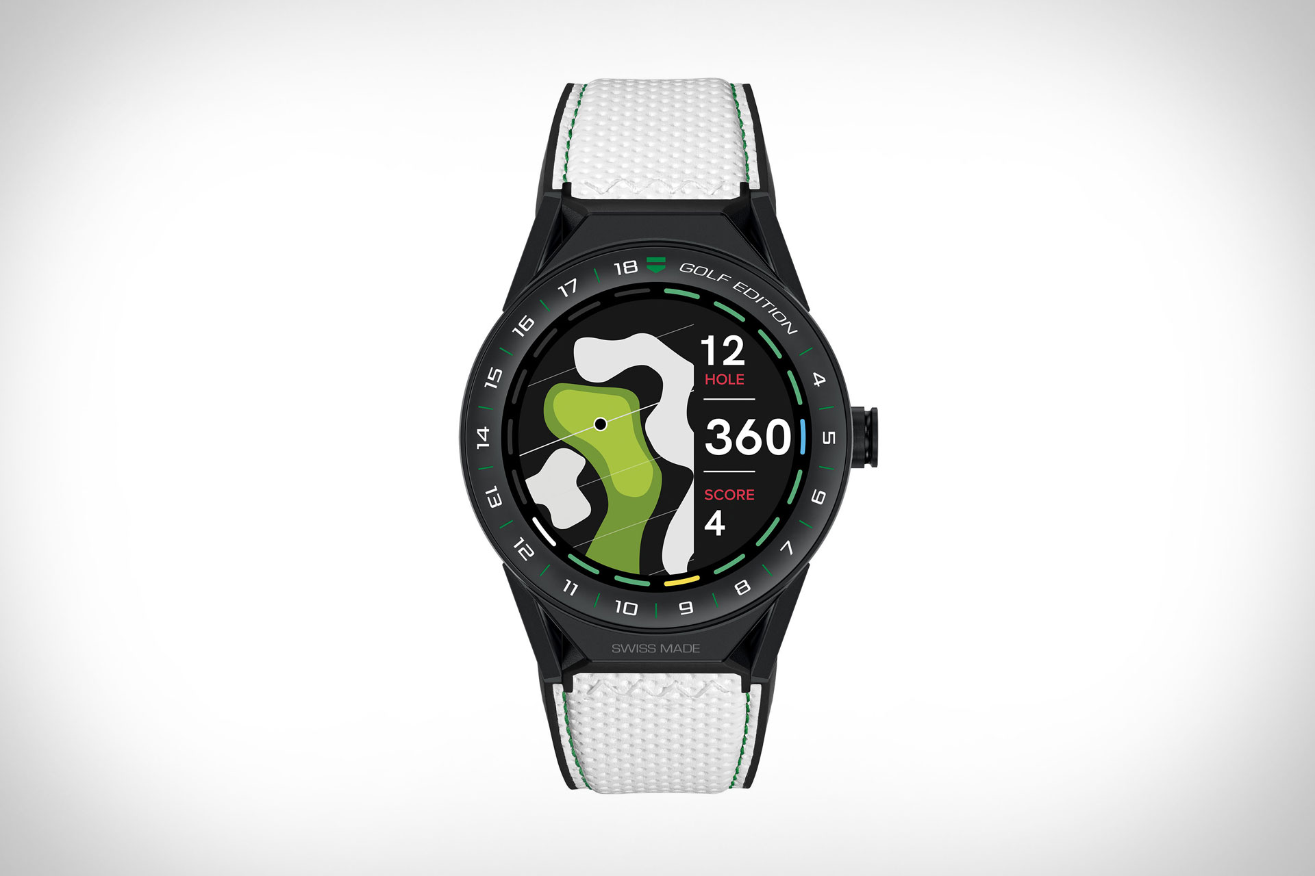 Tag Heuer Connected Golf Edition Watch