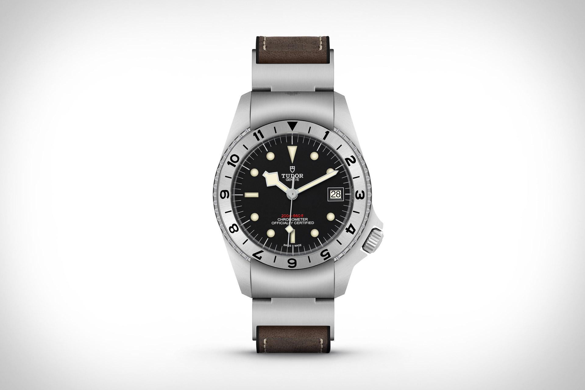 Tudor Black Bay P01 Watch