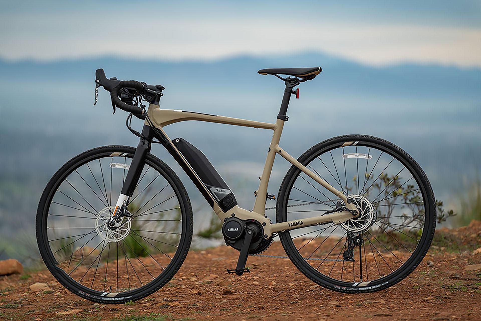 Yamaha Wabash Adventure Gravel E-bike