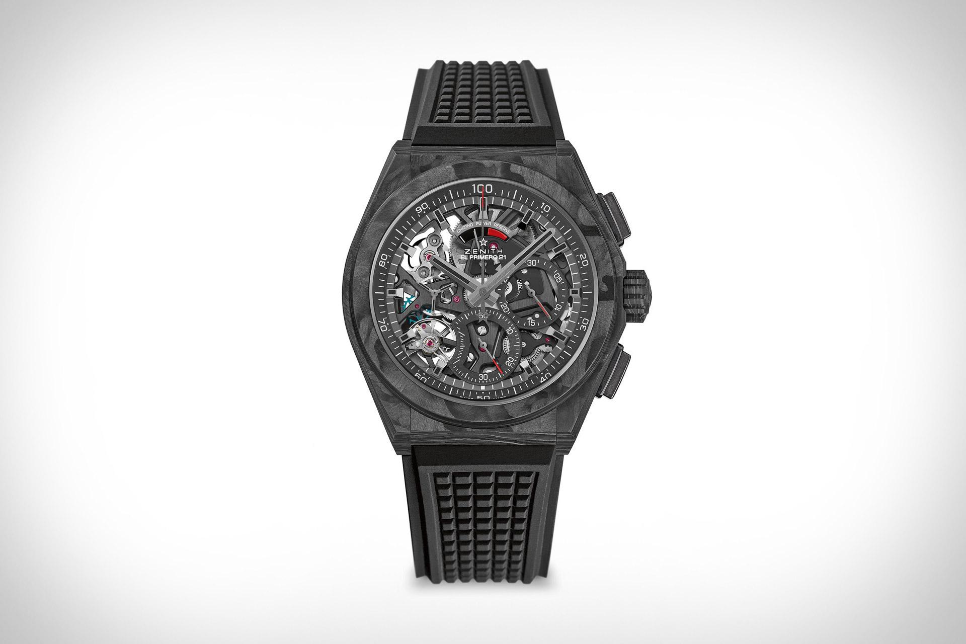 Zenith Defy El Primero 21 Carbon Watch