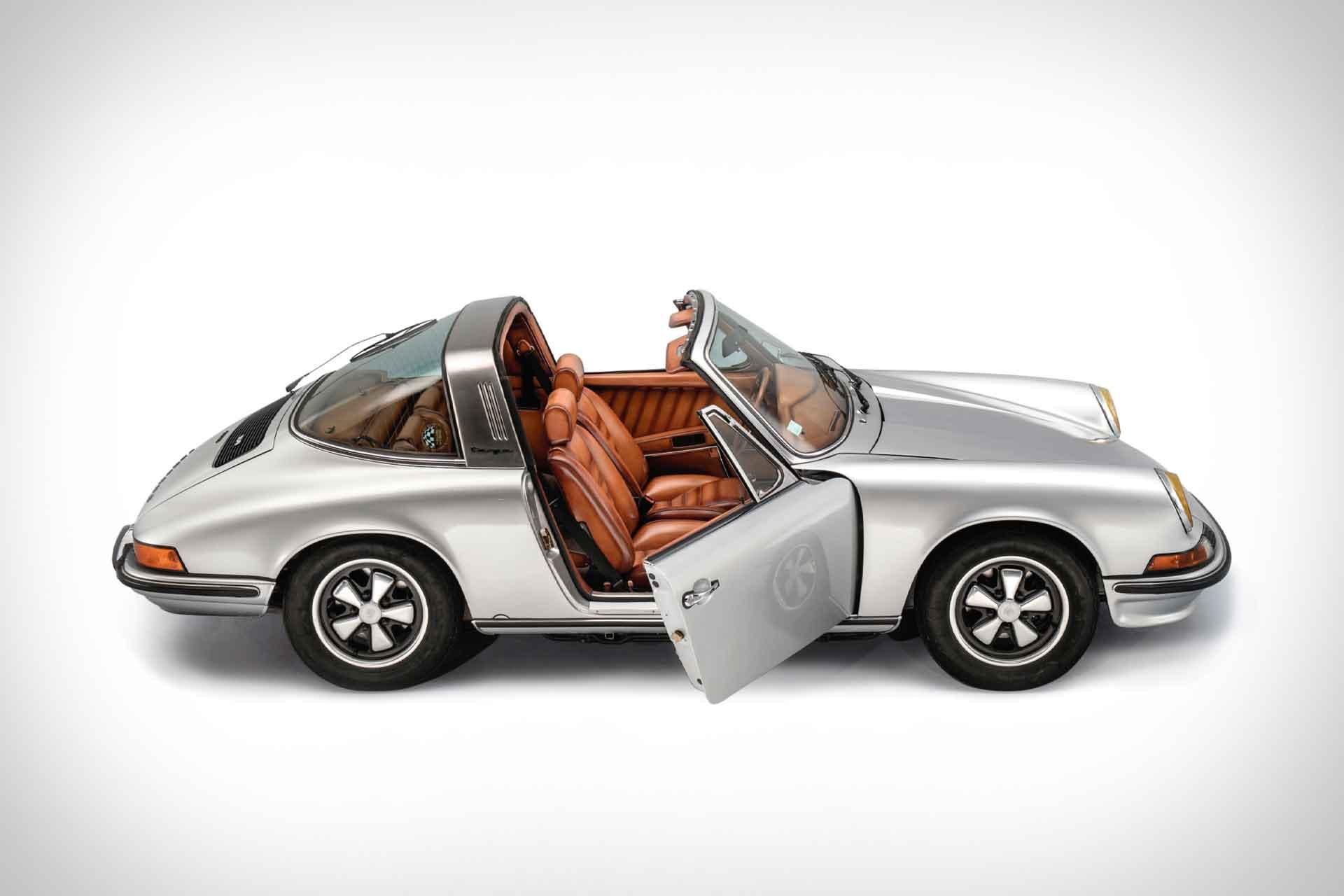1973 Porsche 911 Targa 2.4S