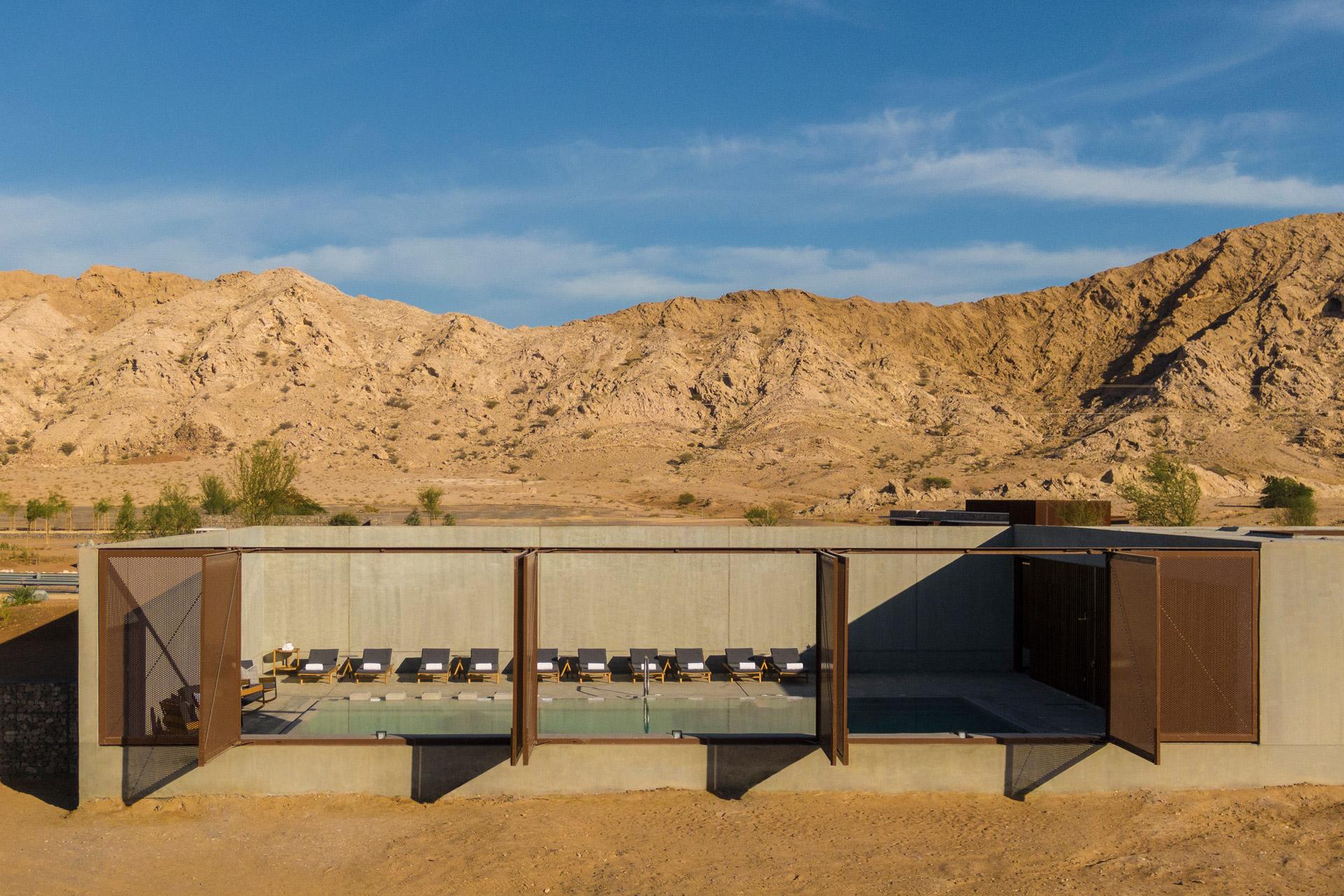 Al Faya Lodge And Spa Uncrate
