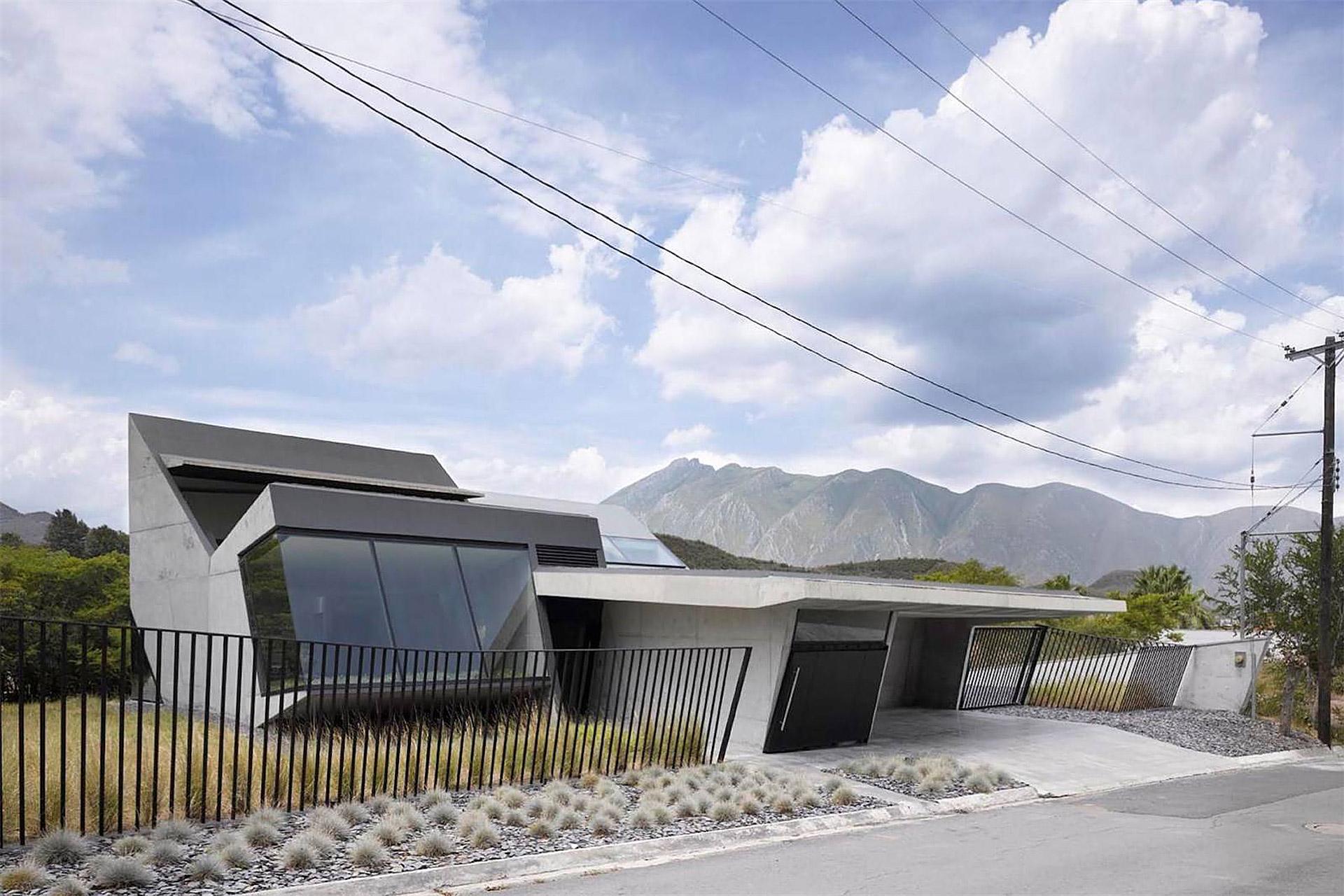 Ecoscopic House
