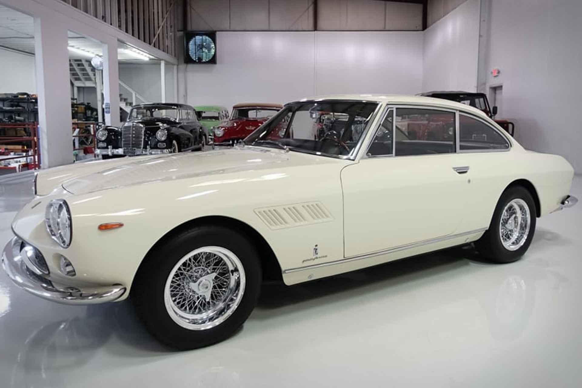 Enzo Ferrari's 1962 330 GT Coupe