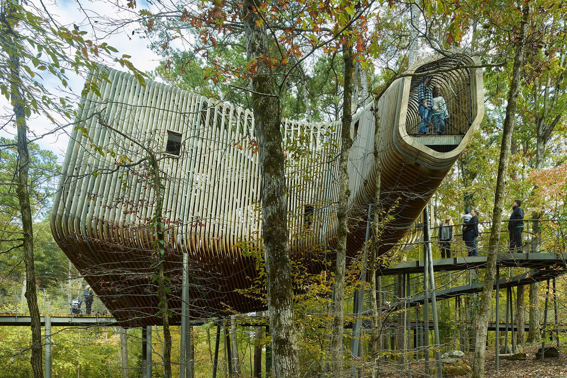 Evans Tree House