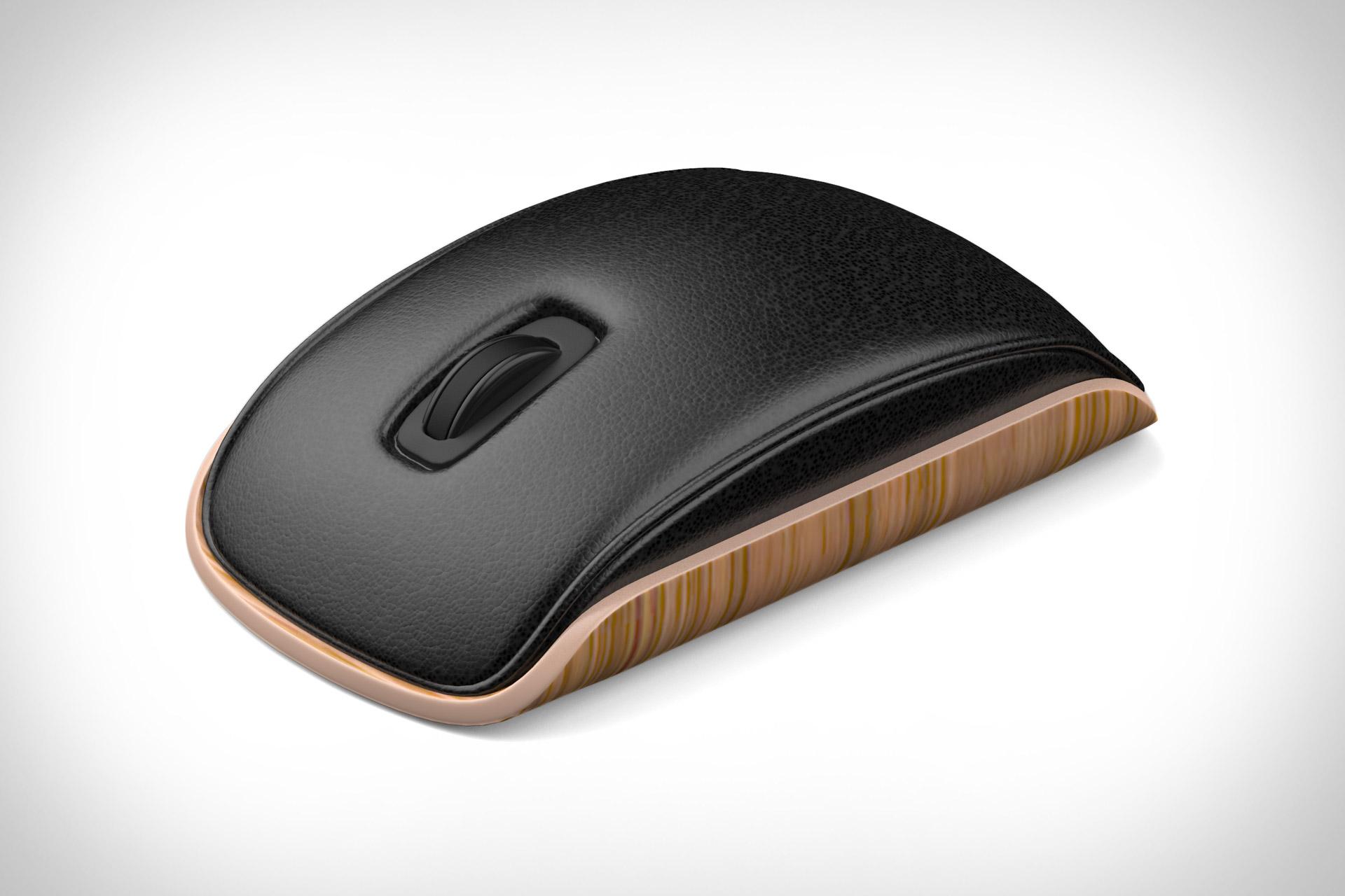 Lounge Mouse Concept