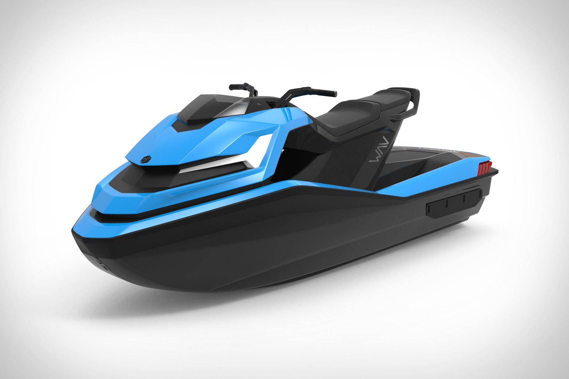 Nikola Wav Electric Watercraft