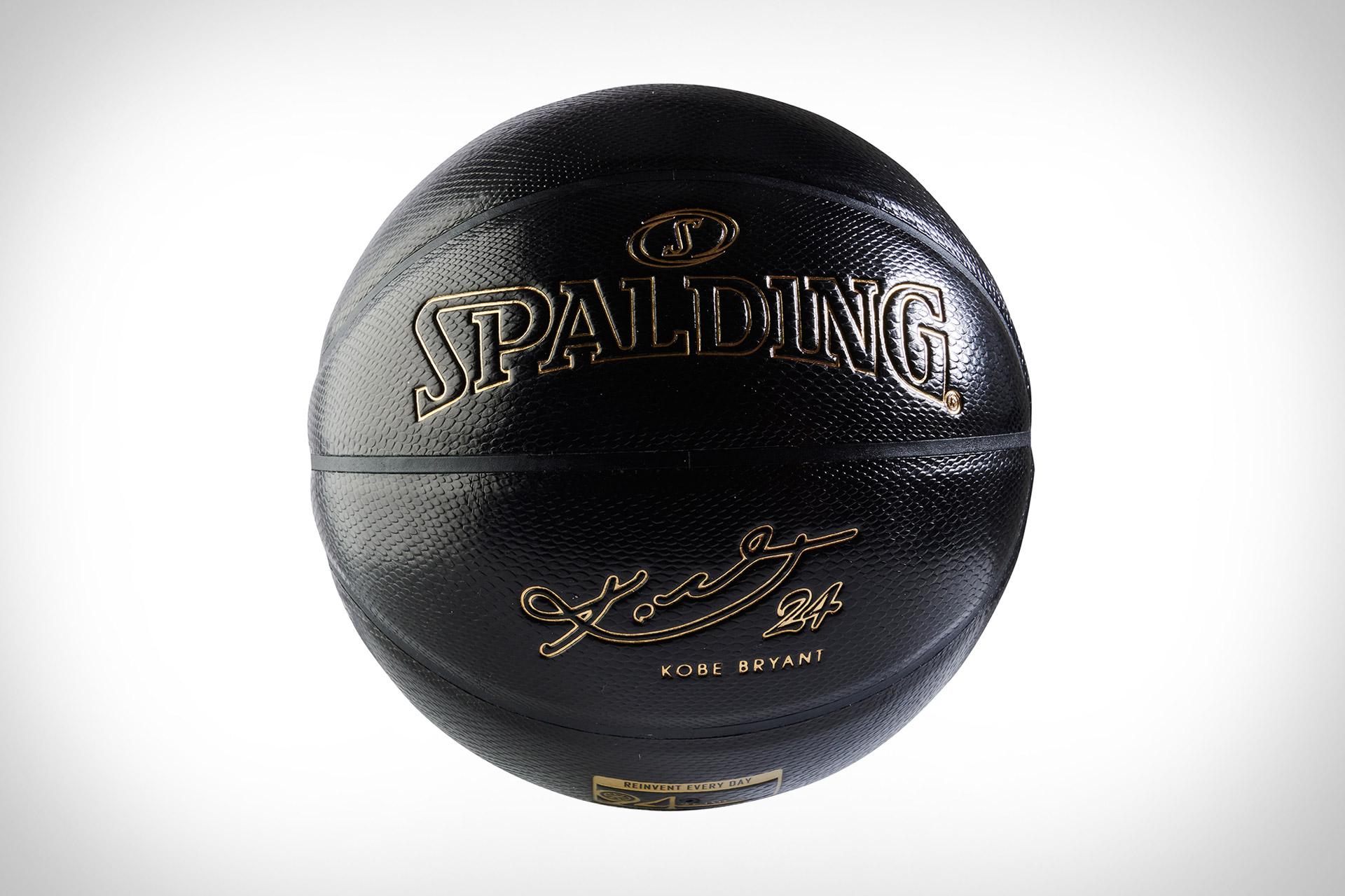 Spalding x Kobe Bryant Black Mamba Basketball