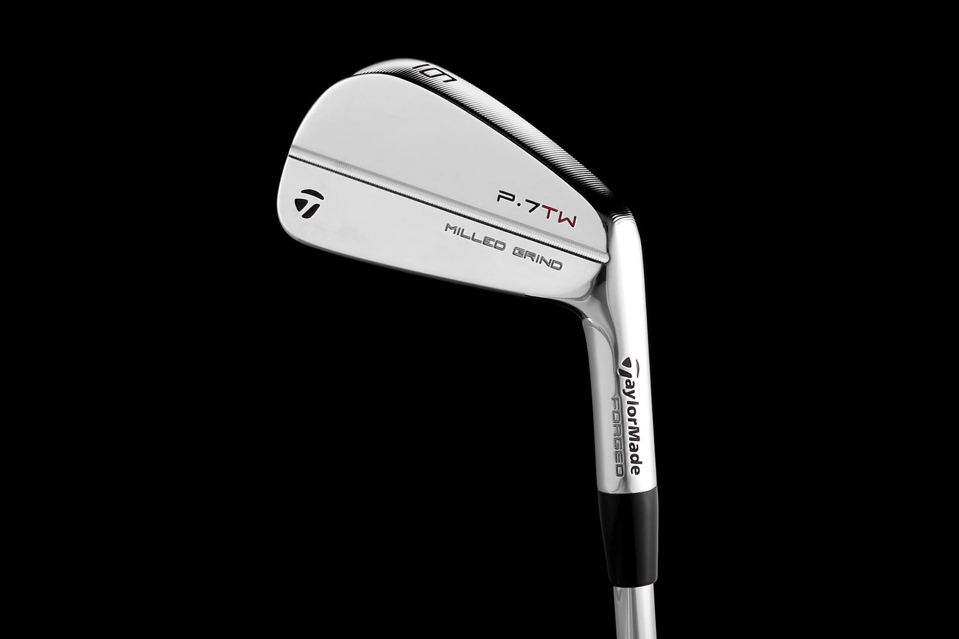 TaylorMade x Tiger Woods P7TW Irons | Uncrate
