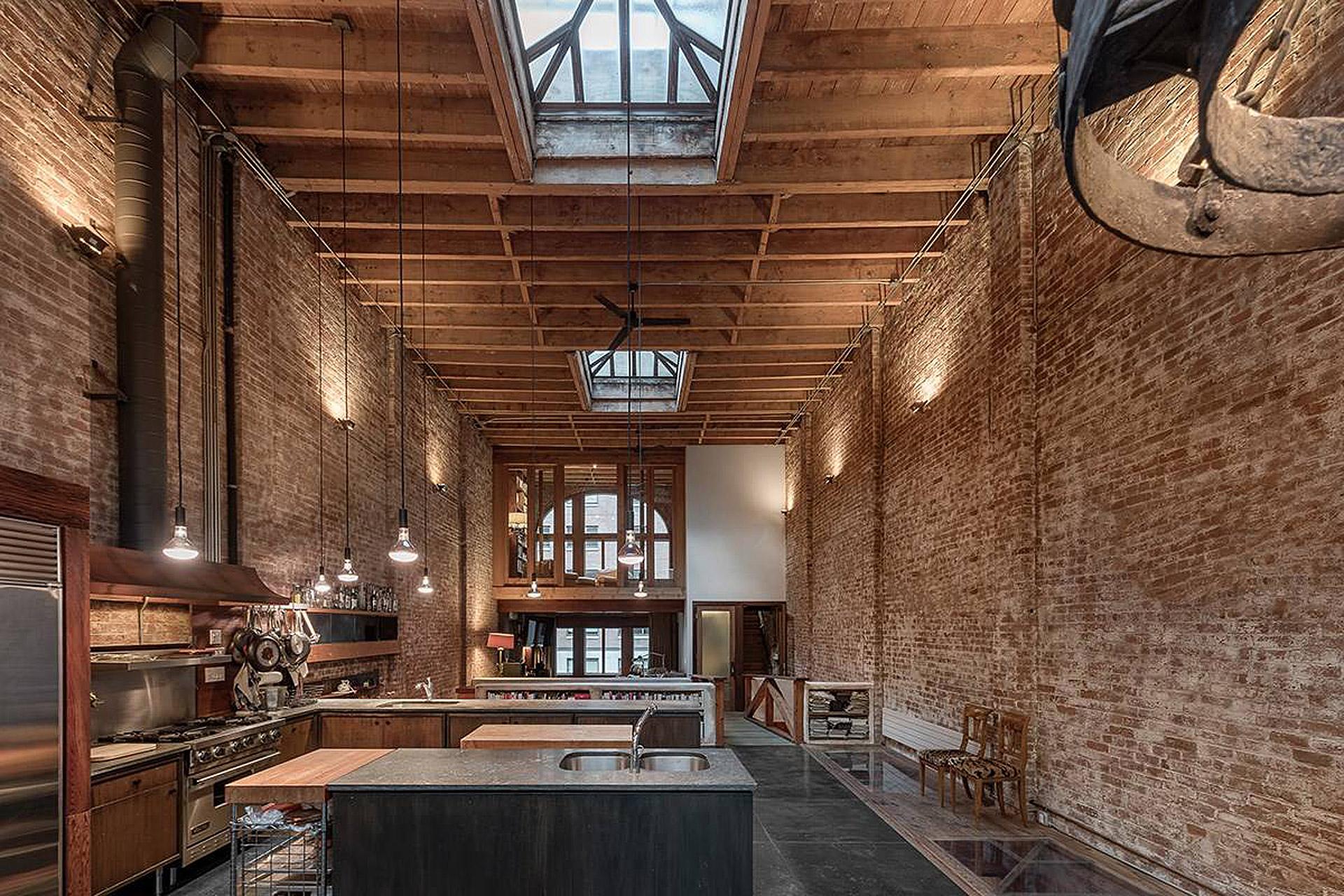 West Chelsea Warehouse Conversion Uncrate