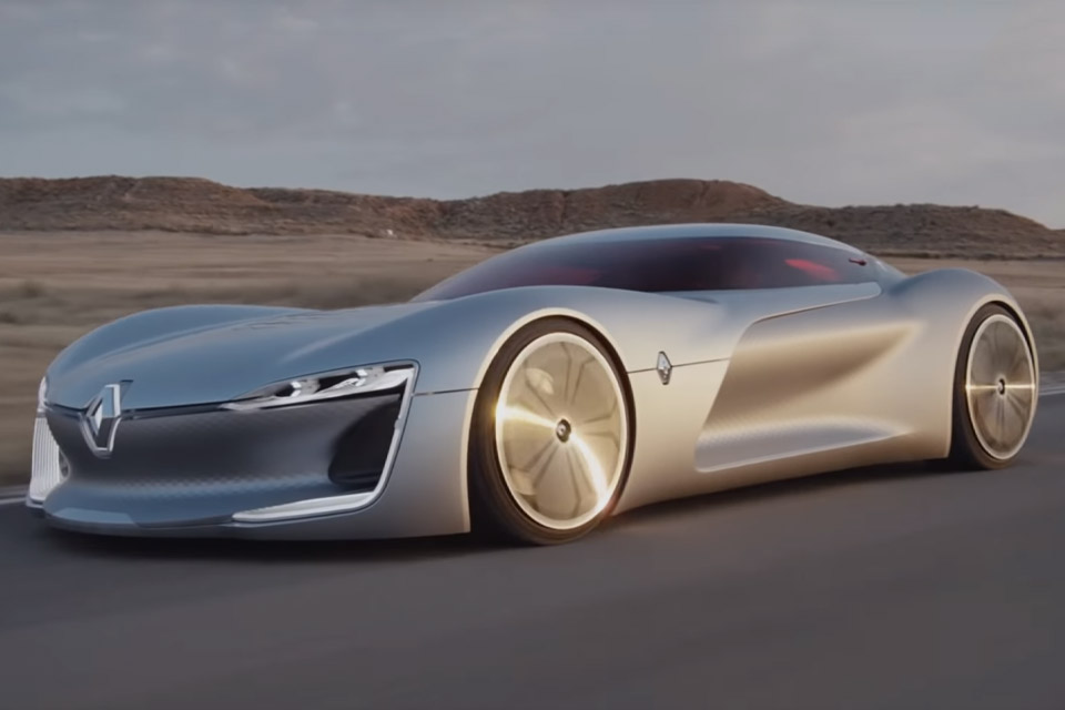 The Purpose Behind Concept Cars