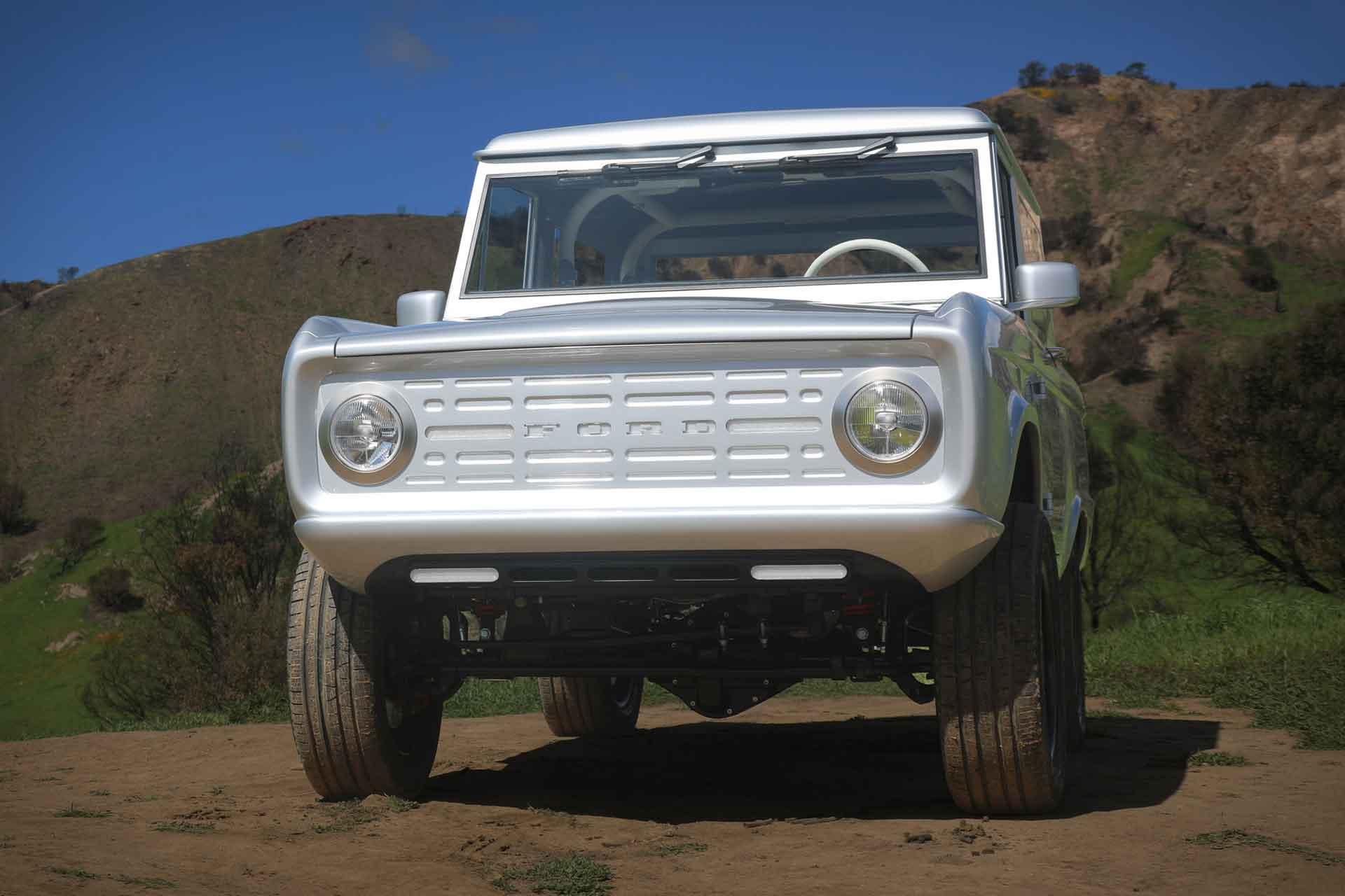 Zero Labs Electric Ford Bronco SUV