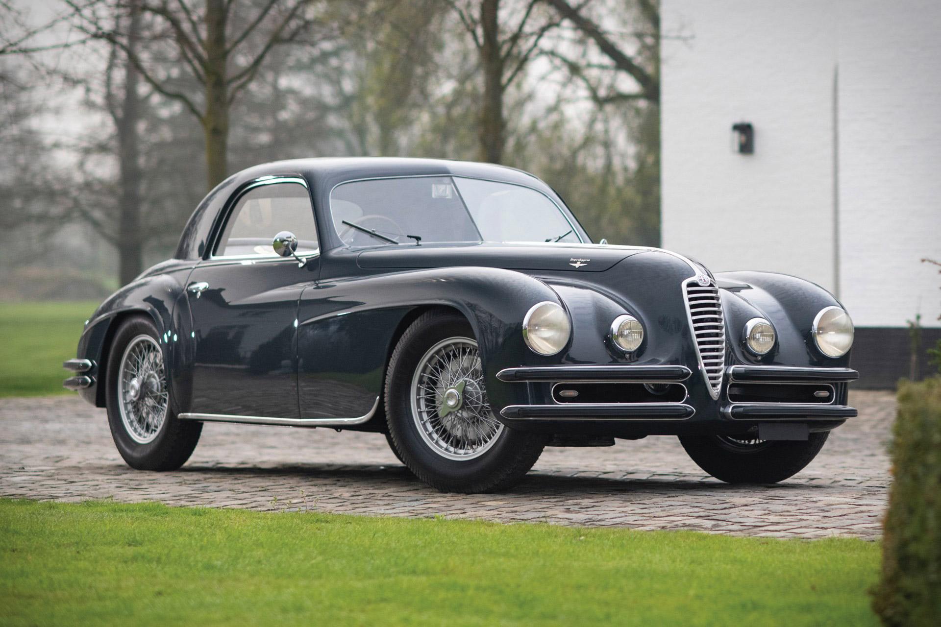 1948 Alfa Romeo 6C Coupe