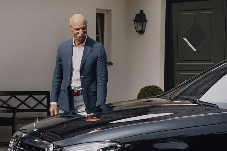 BMW's Tribute To Dieter Zetsche