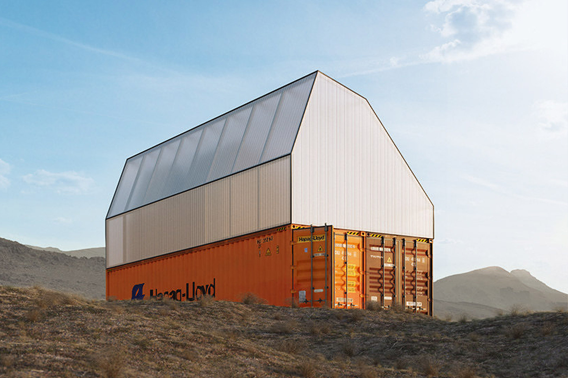 Callao Container House