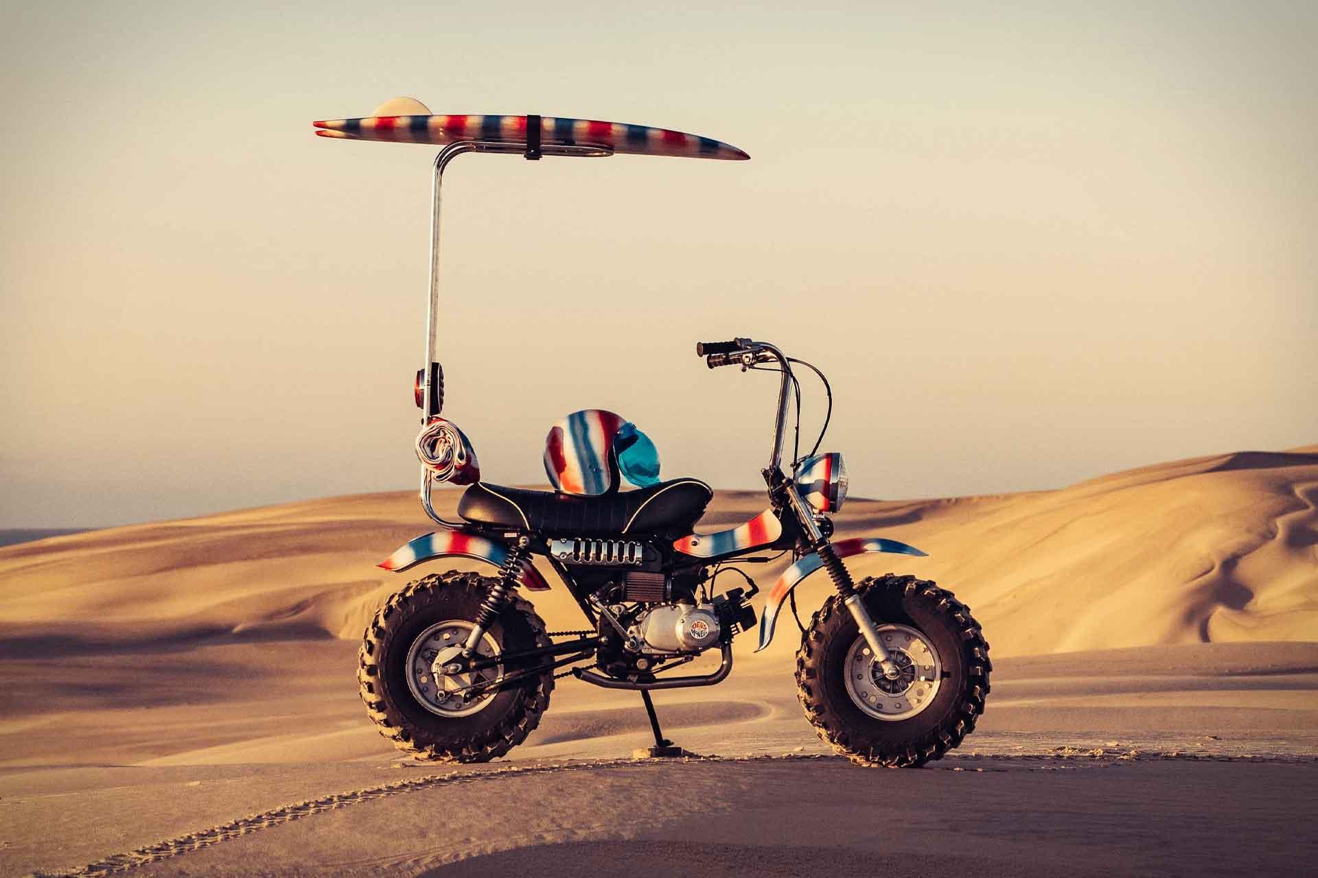 Deus Ex Machina Goof Bike