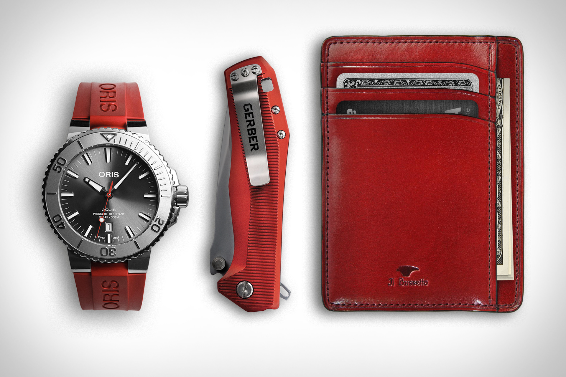Everyday Carry: Cardinal