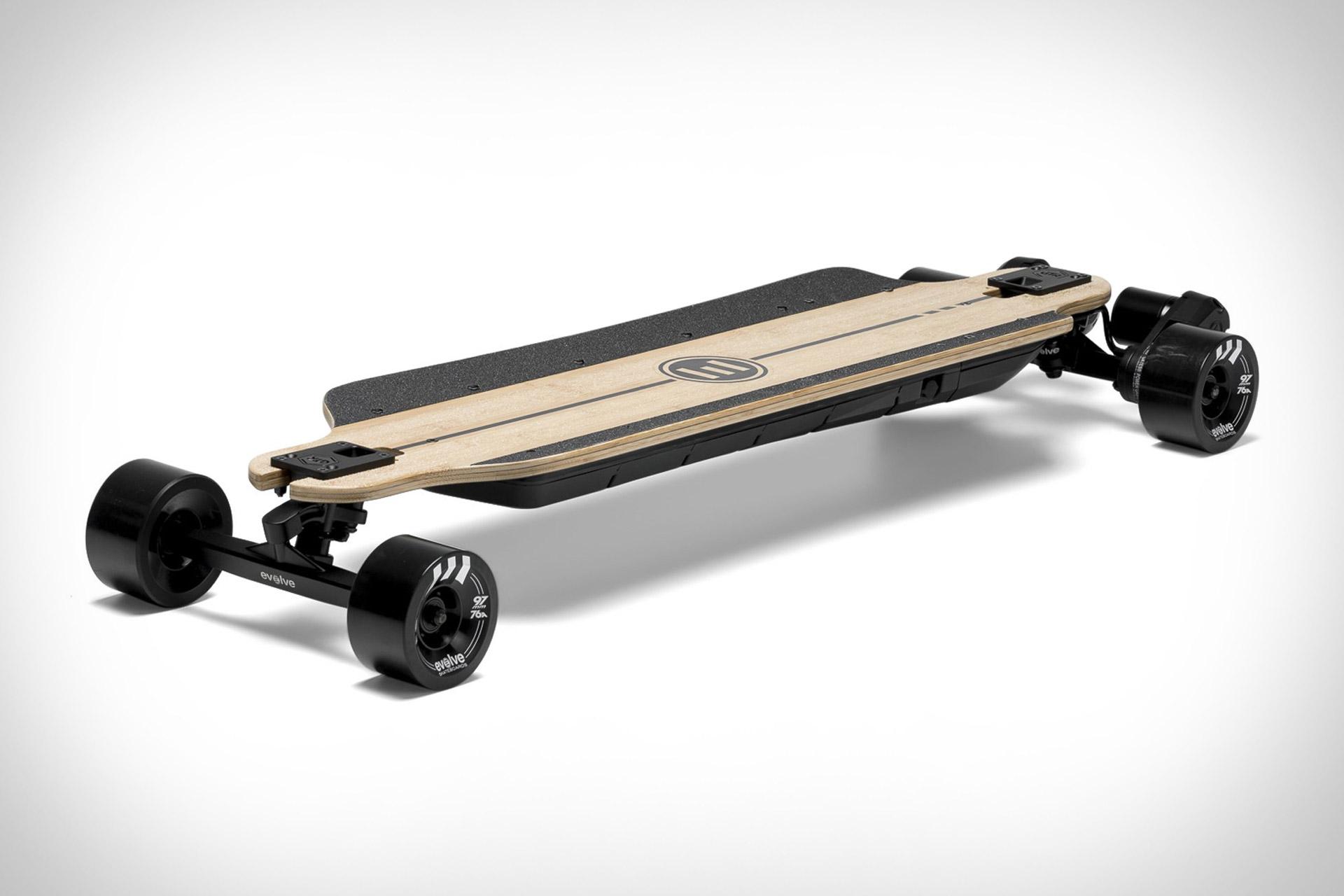 Evolve GTR Series Electric Skateboards  Uncrate