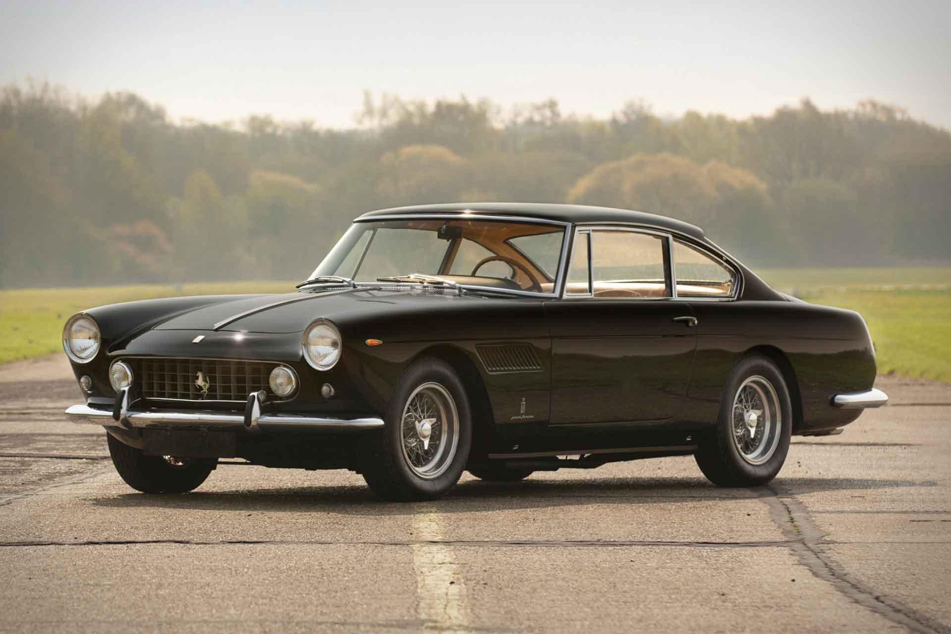 1962 Ferrari 250 Gte 2 2 Series Ii Coupé Uncrate